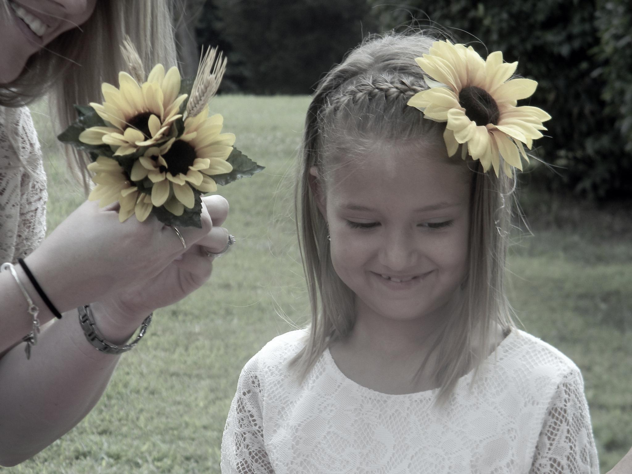 Hannah ~ Flowers Please by michellelynnsimmons