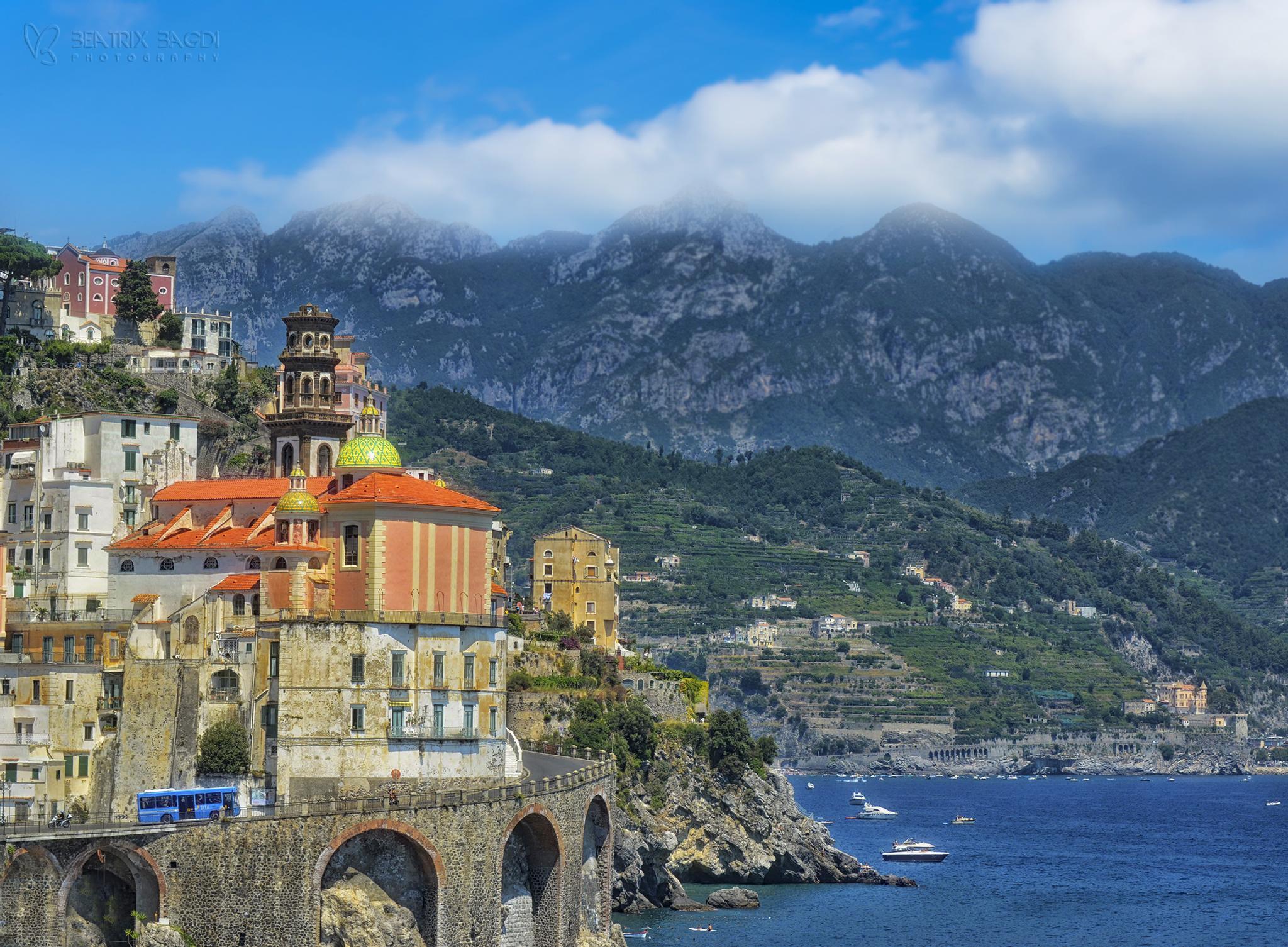 Italy by BeatrixBagdiCompositionartist