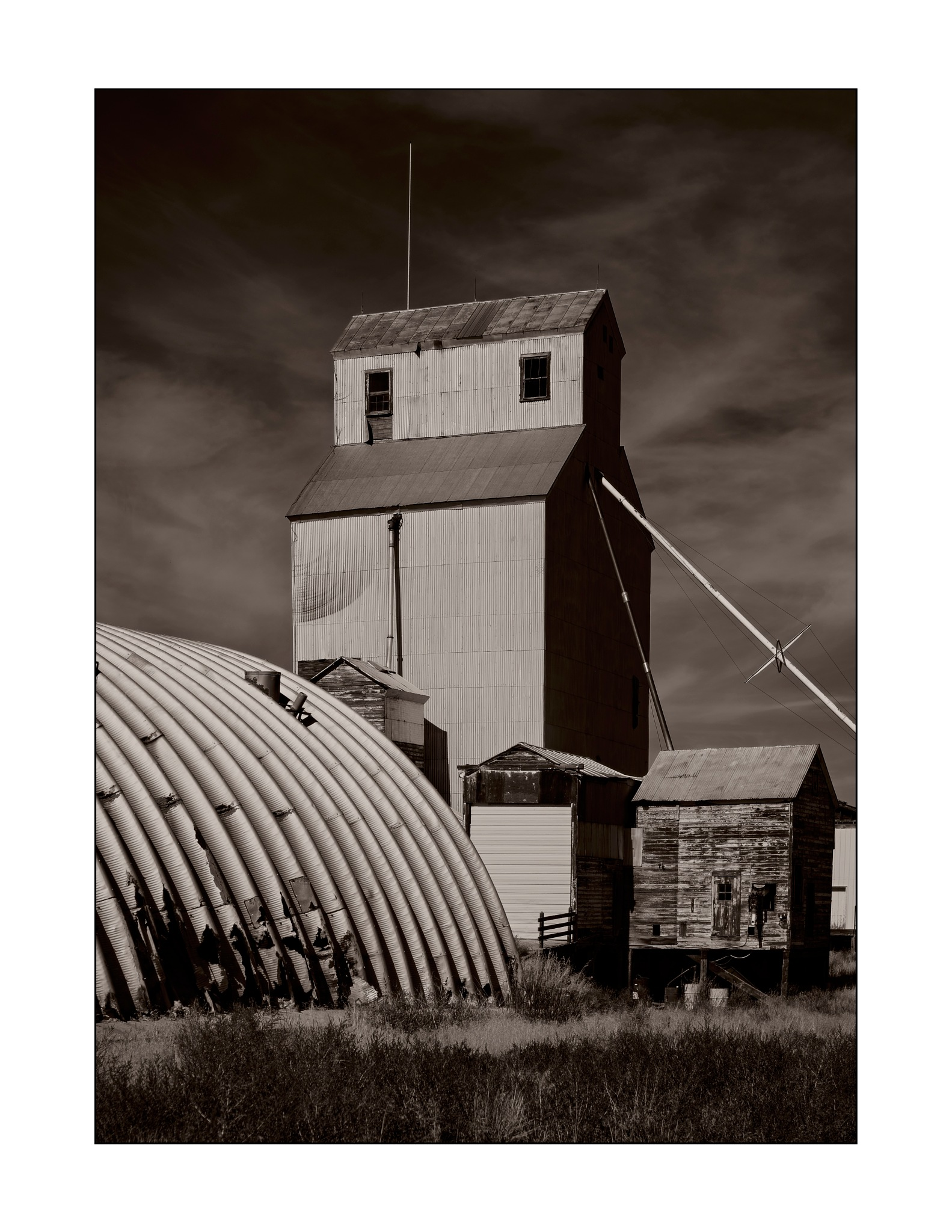 Wilsall, MT by jhulton