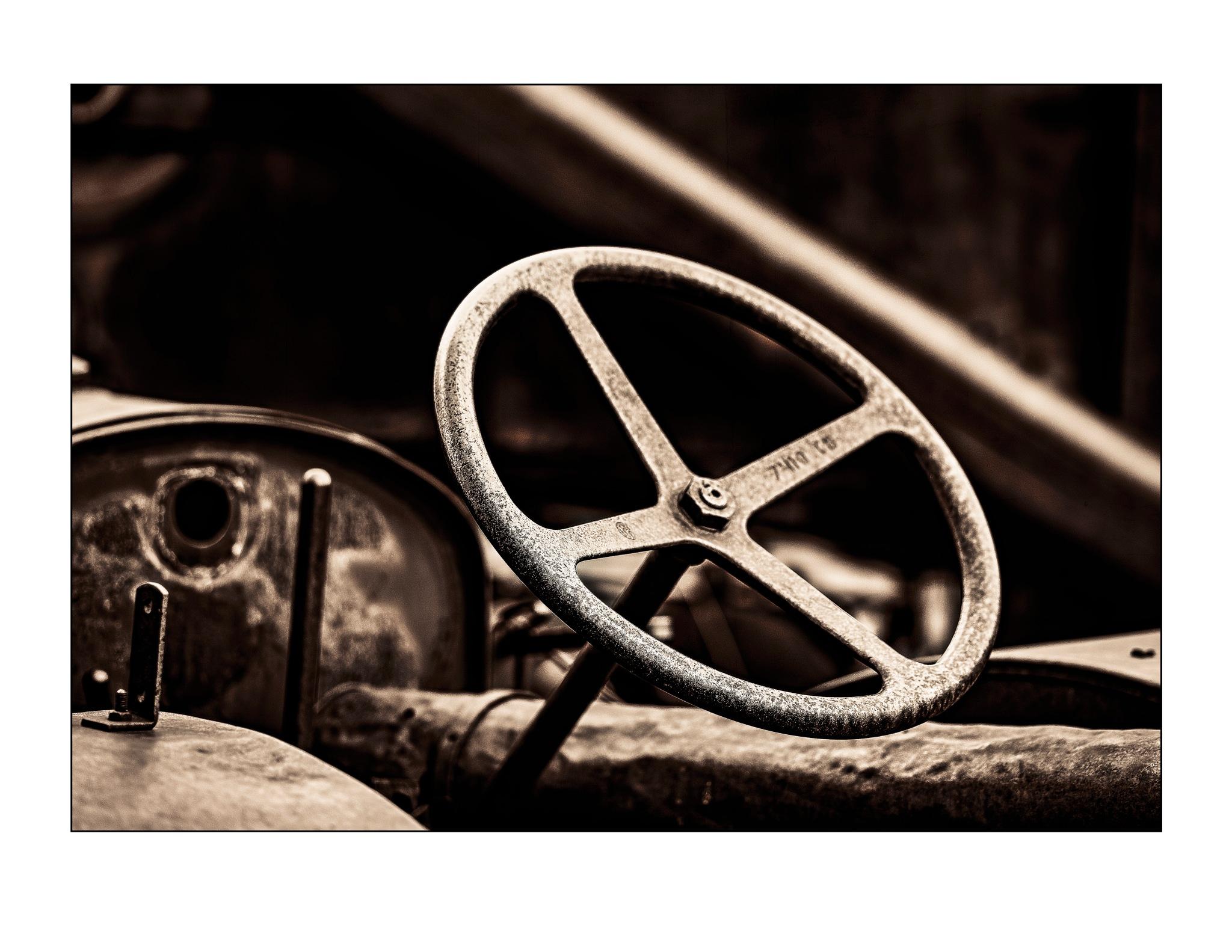 Steering Wheel by jhulton