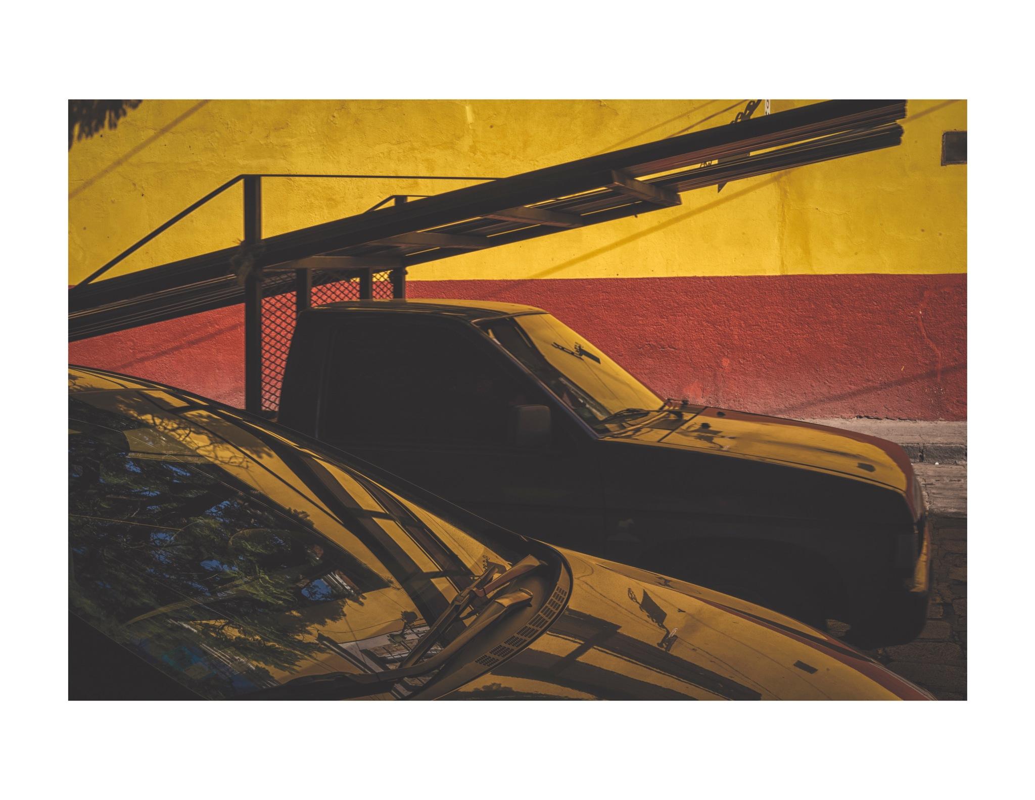 Shadow Trucks by jhulton