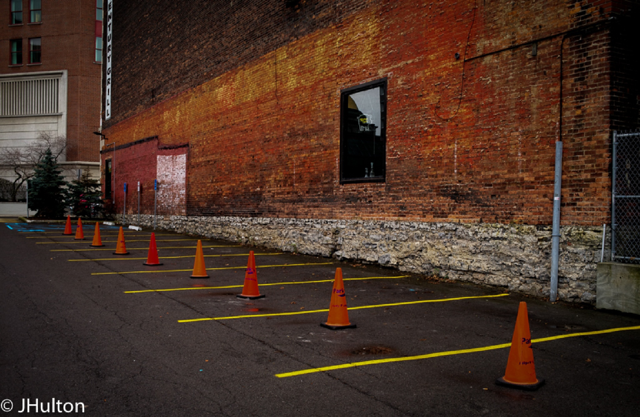 Standing Cones by jhulton