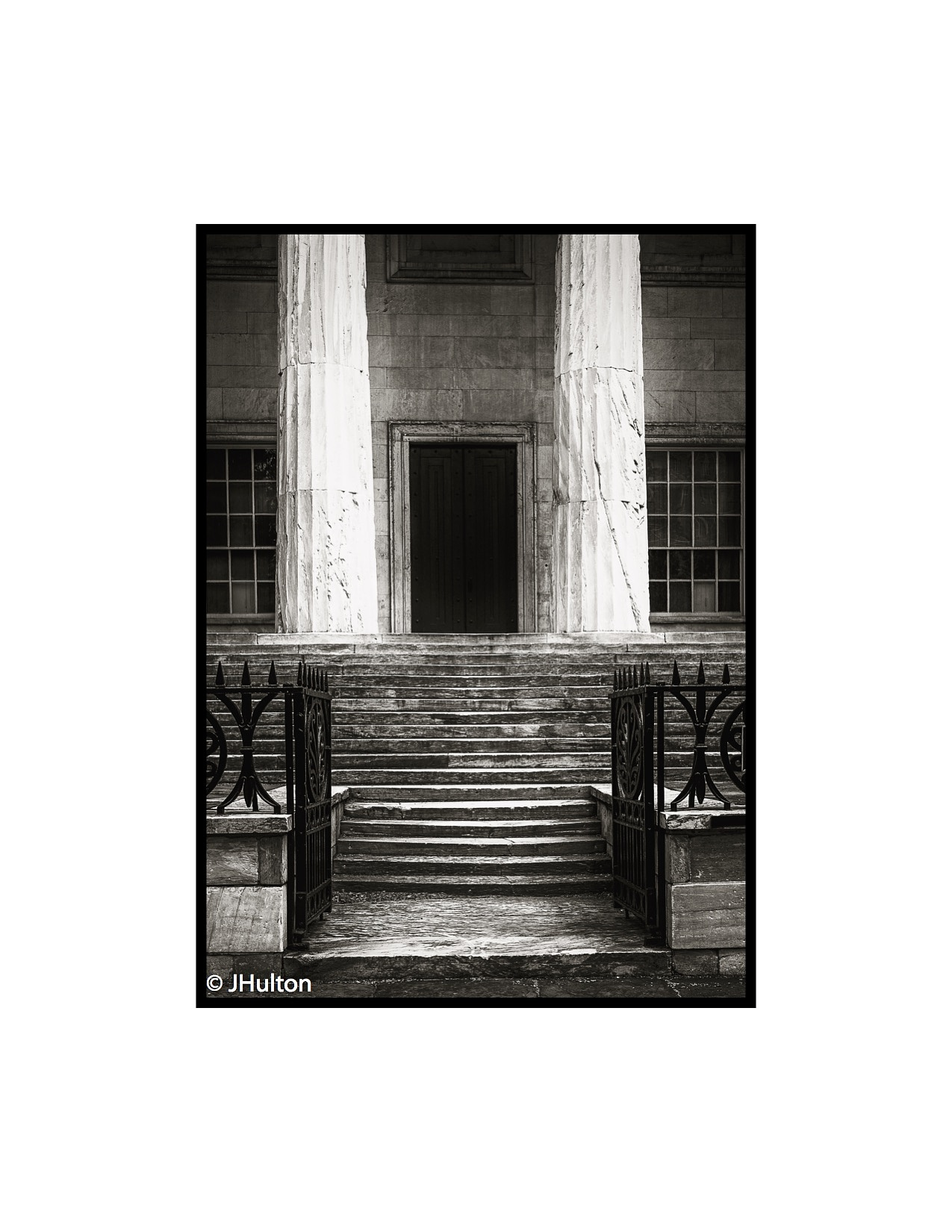 Photo in Architecture #black and white