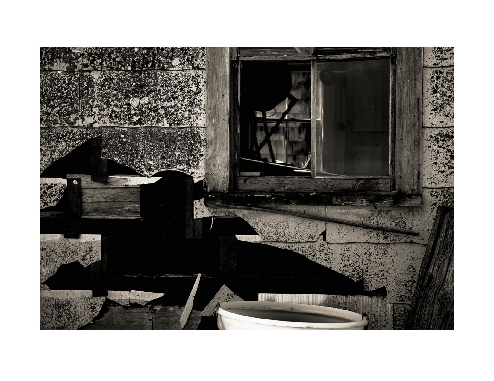 Photo in Abstract #black and white