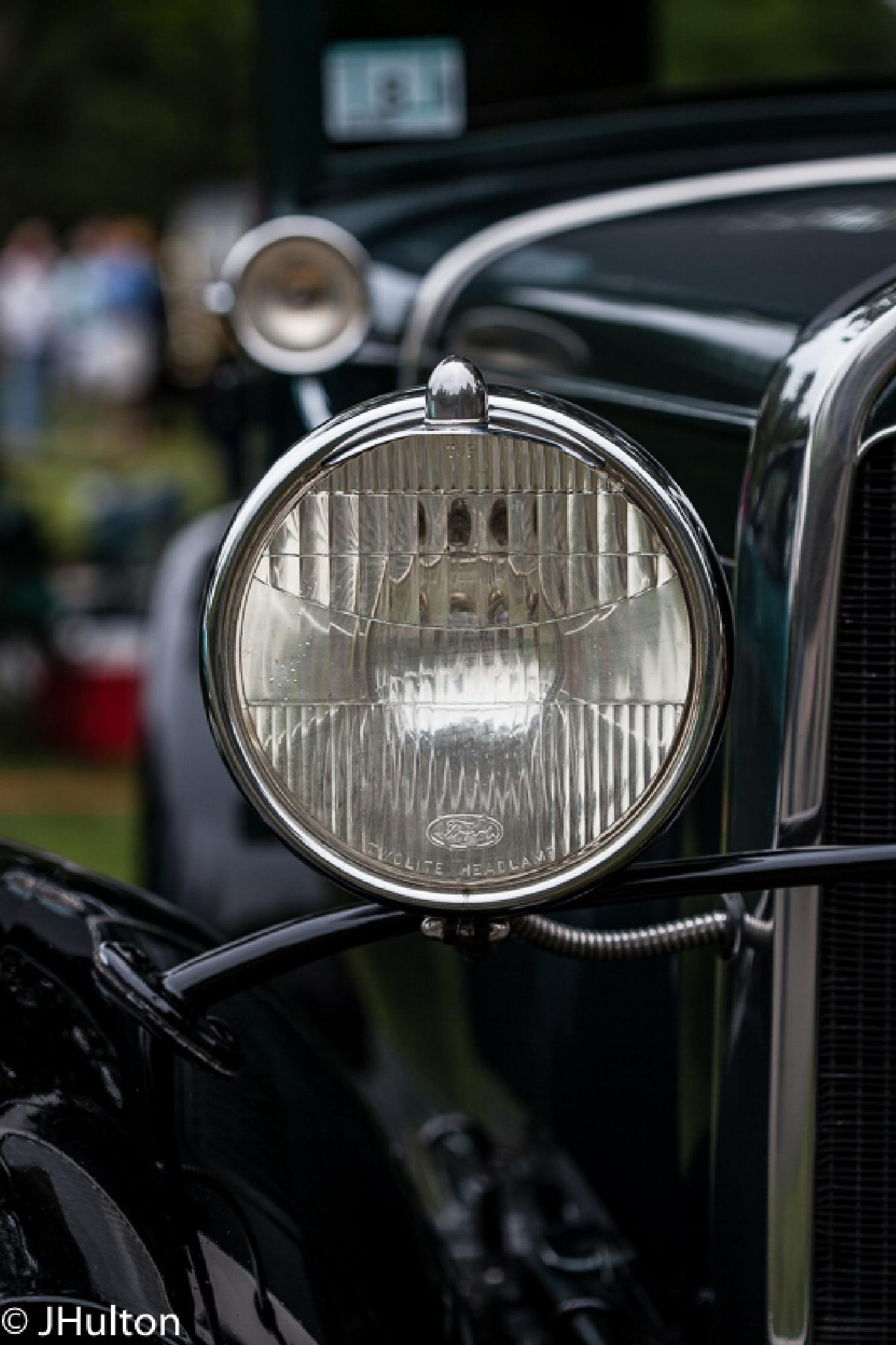 Vintage Auto Show by jhulton