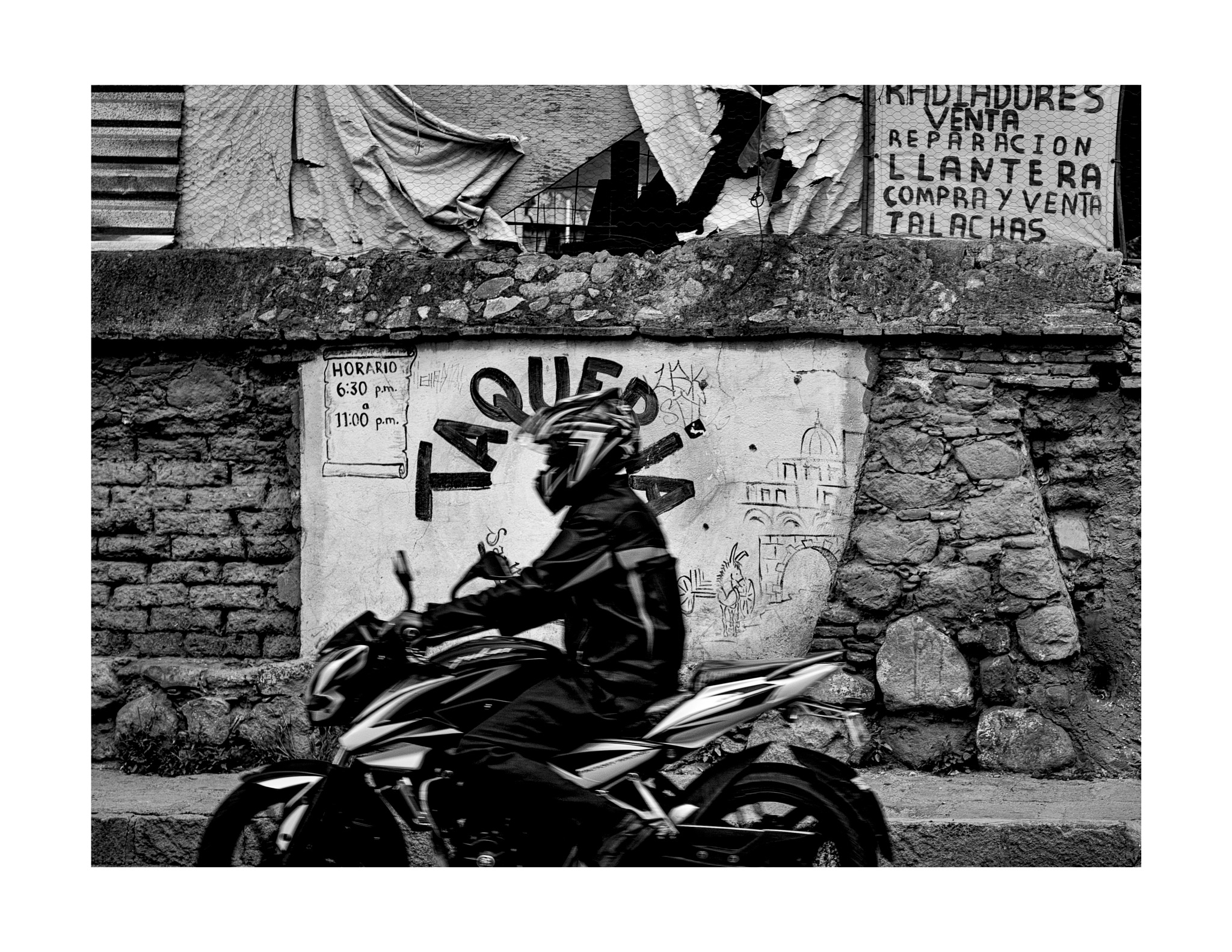 Moto Taqueria by jhulton