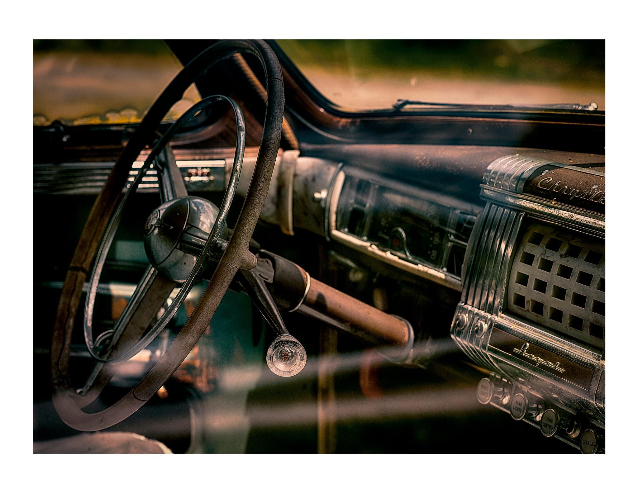 Sterring Wheel by jhulton