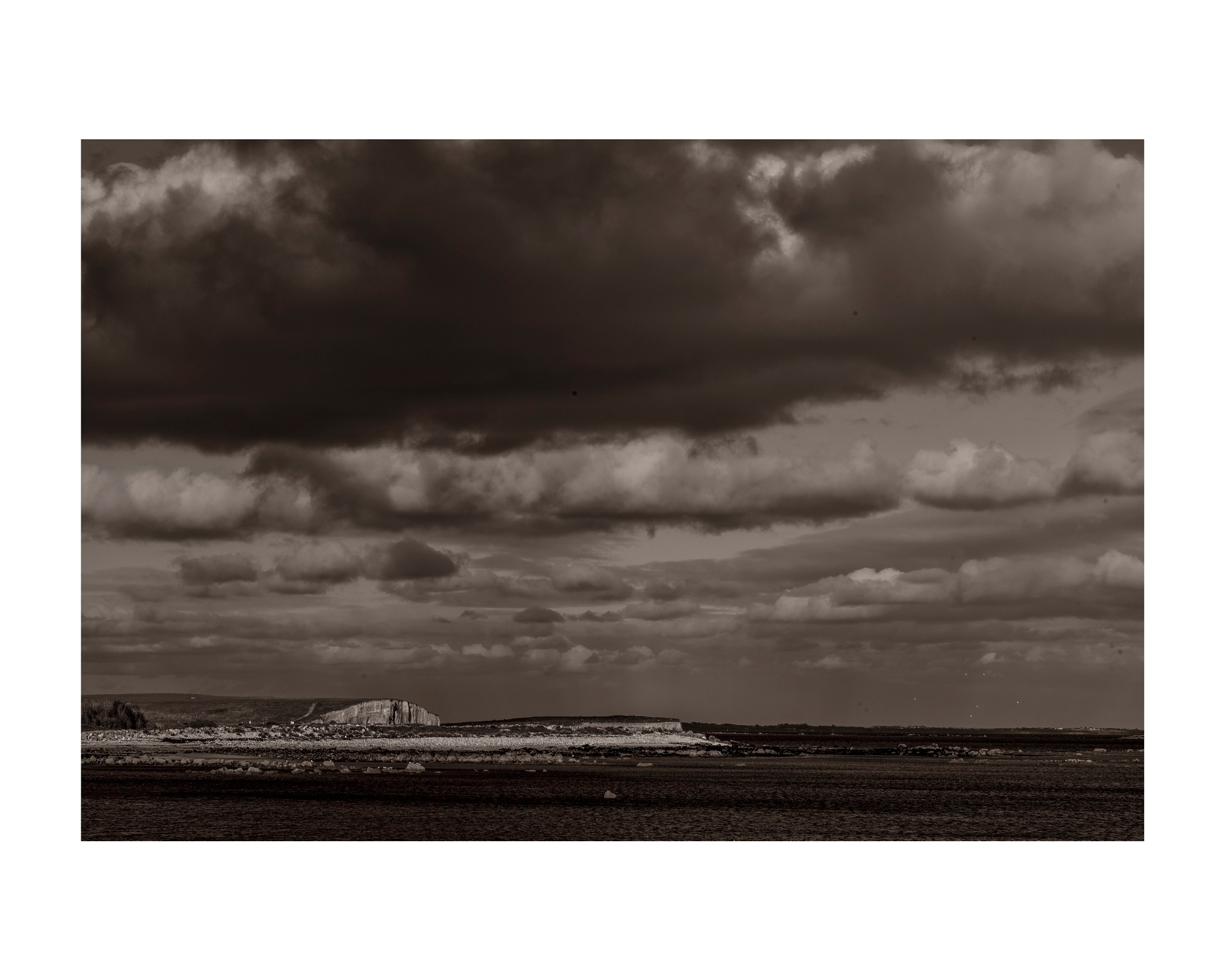 Barna on Galway Bay by jhulton