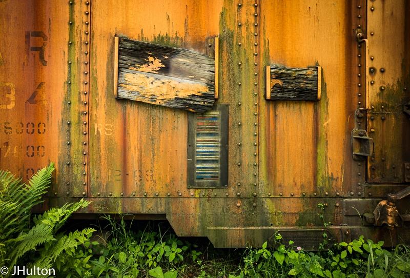 Train Wreck by jhulton