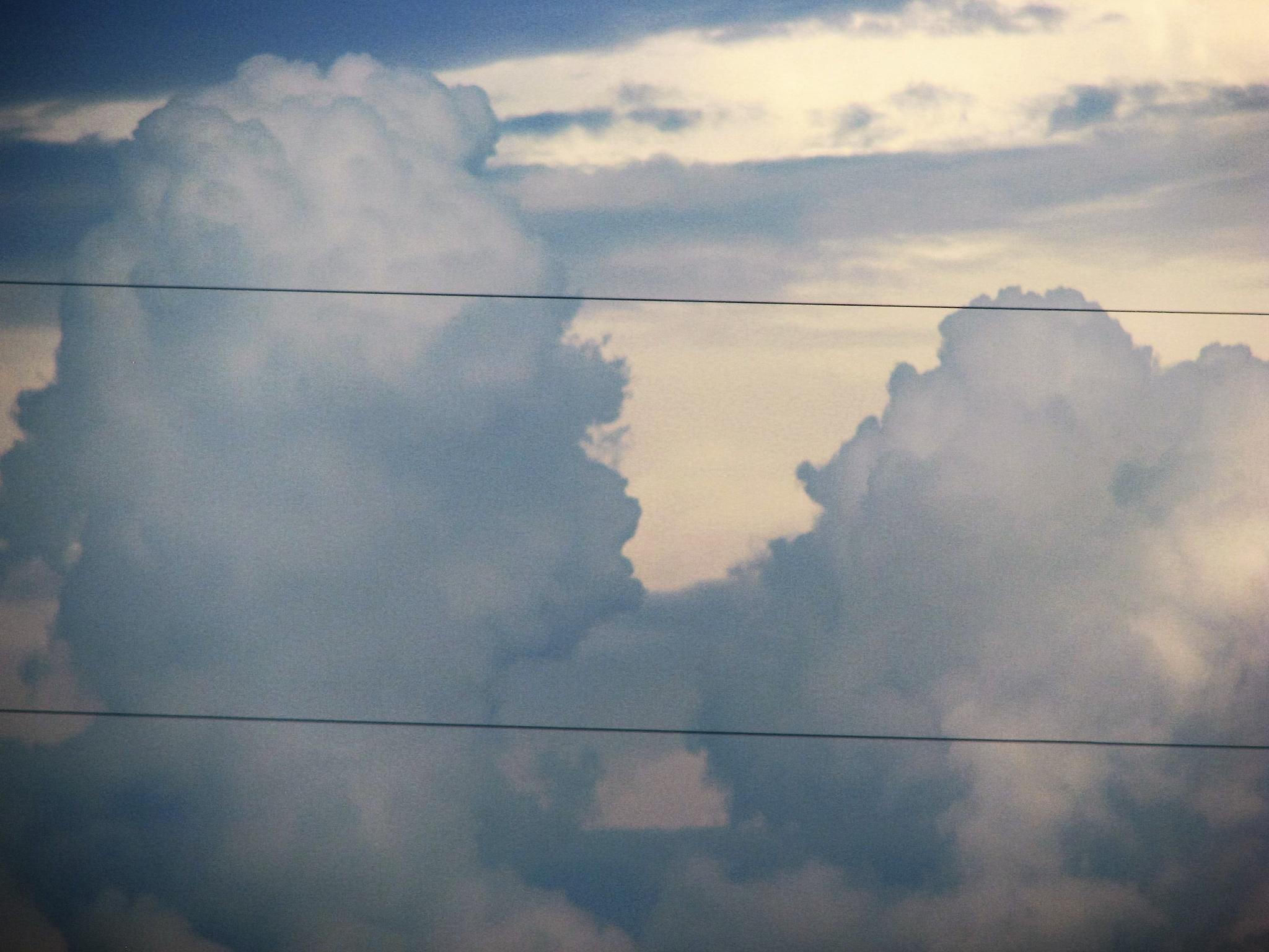 Stormy Evening by nelda.sue