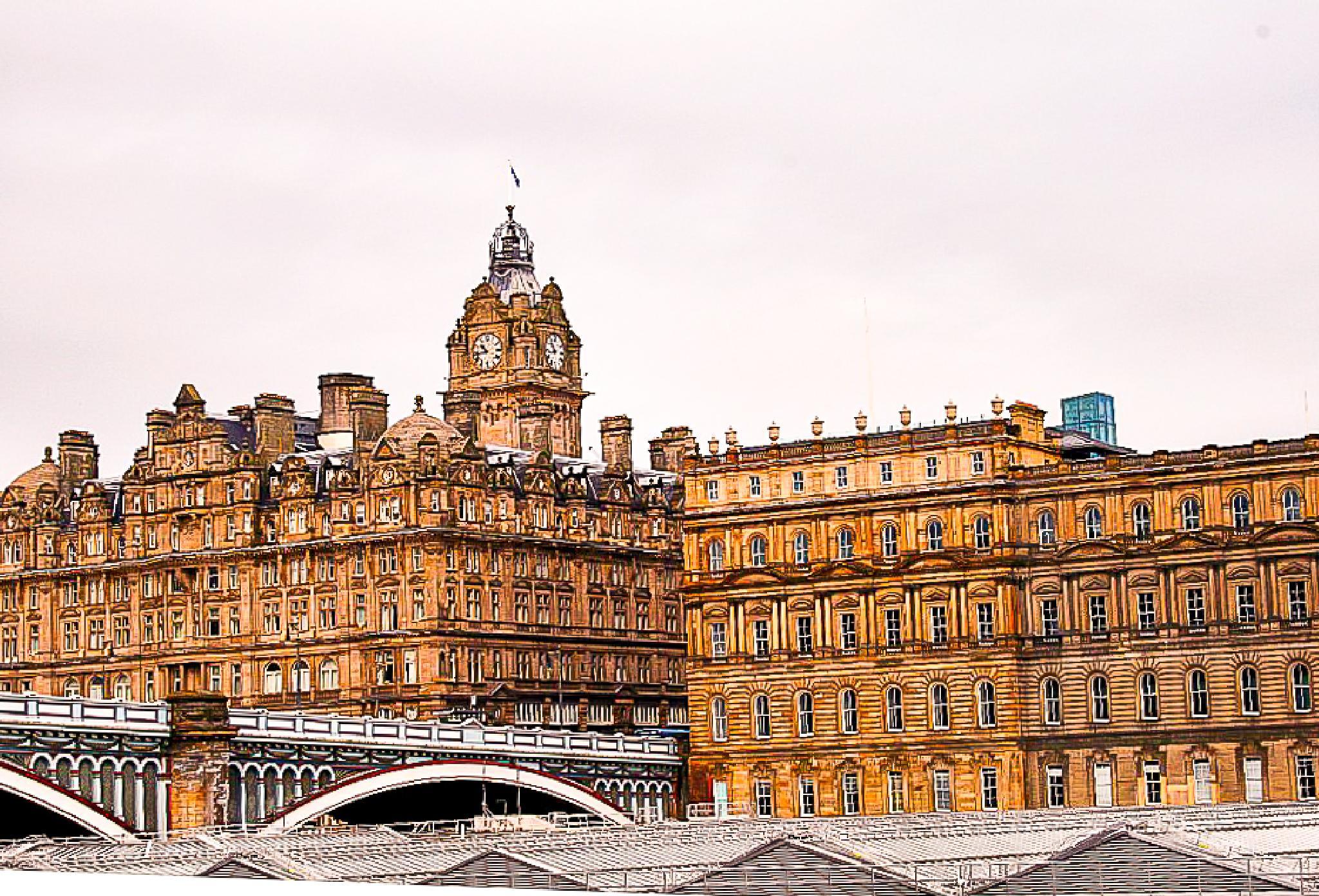 Balmoral Hotel Edinburgh by bob.cunningham.56884