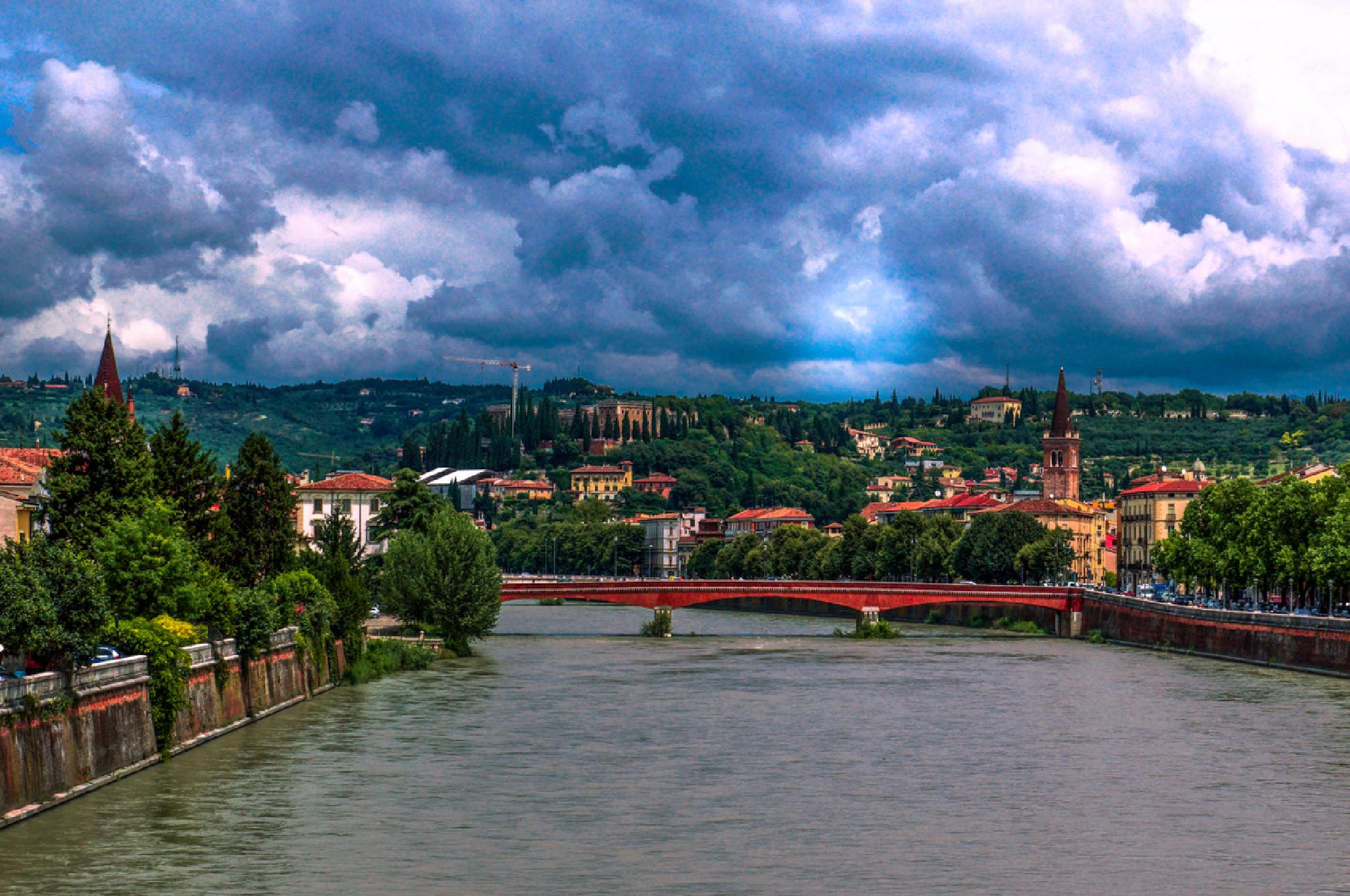 Goodbye to Verona by Jane.lindbladh