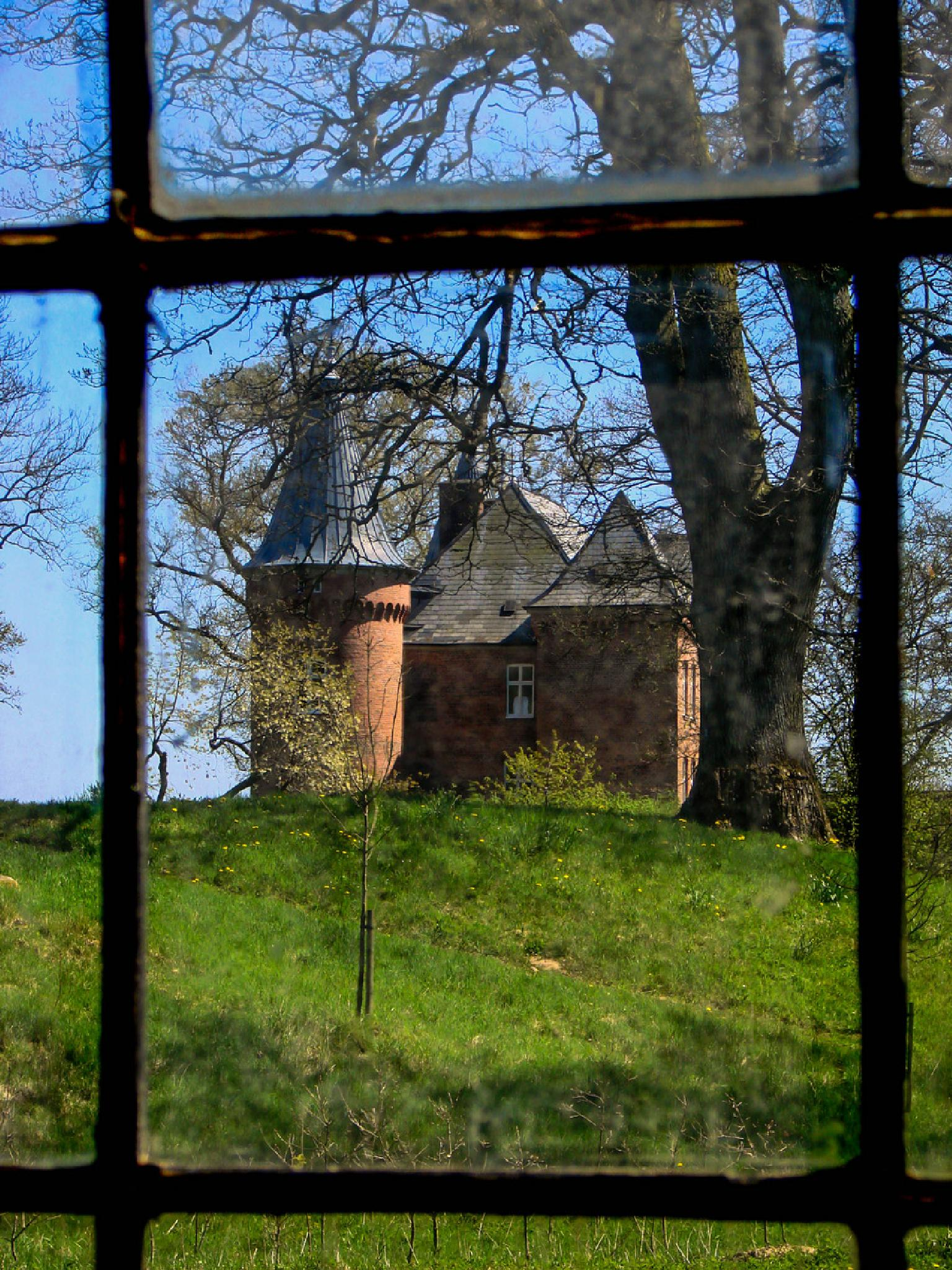 On the other side of the window by Jane.lindbladh