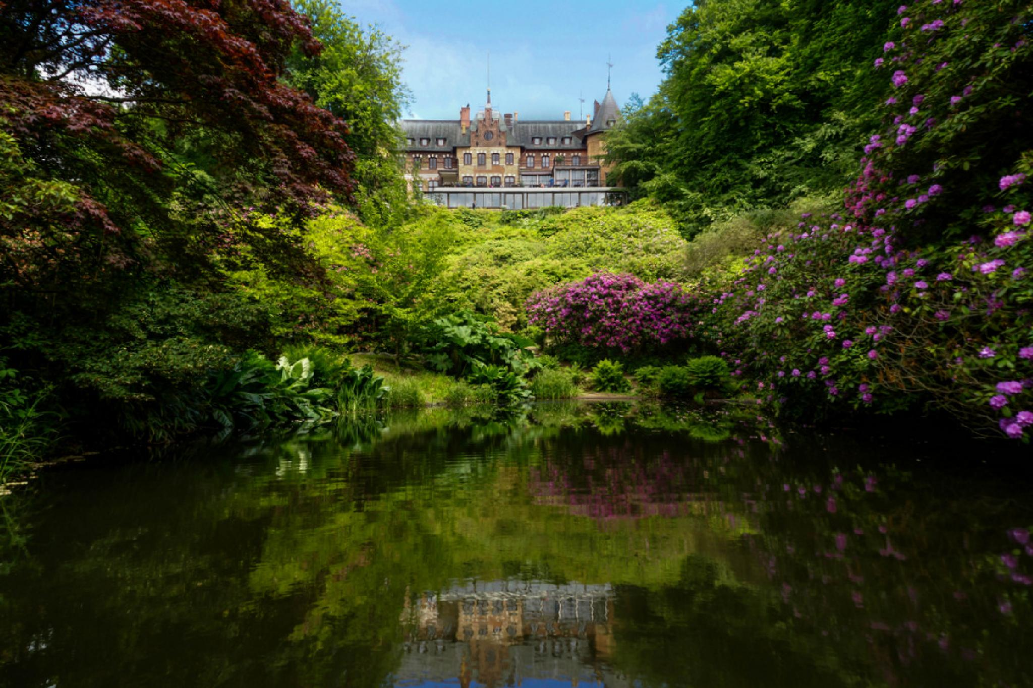 Sofiero castle by Jane.lindbladh