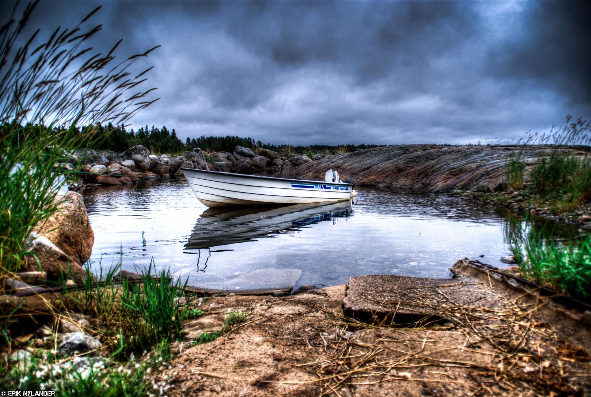 Tranquility by Erik Nylander