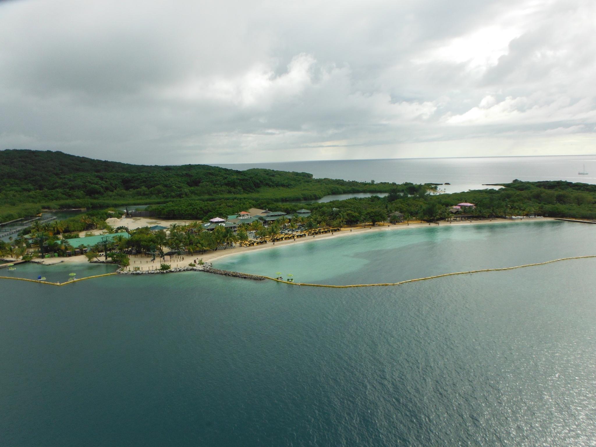 Mahogany Bay by Laura Lee Green-Kulcak