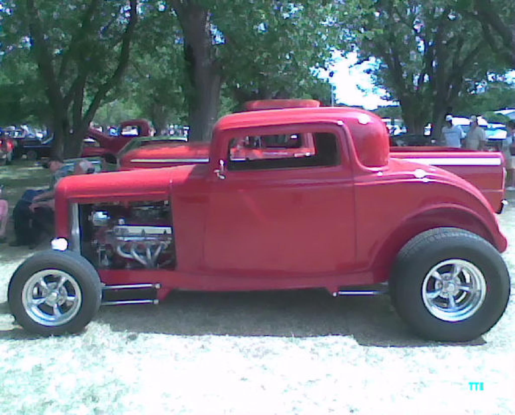 Red Coupe by tammy.jacksonnyman