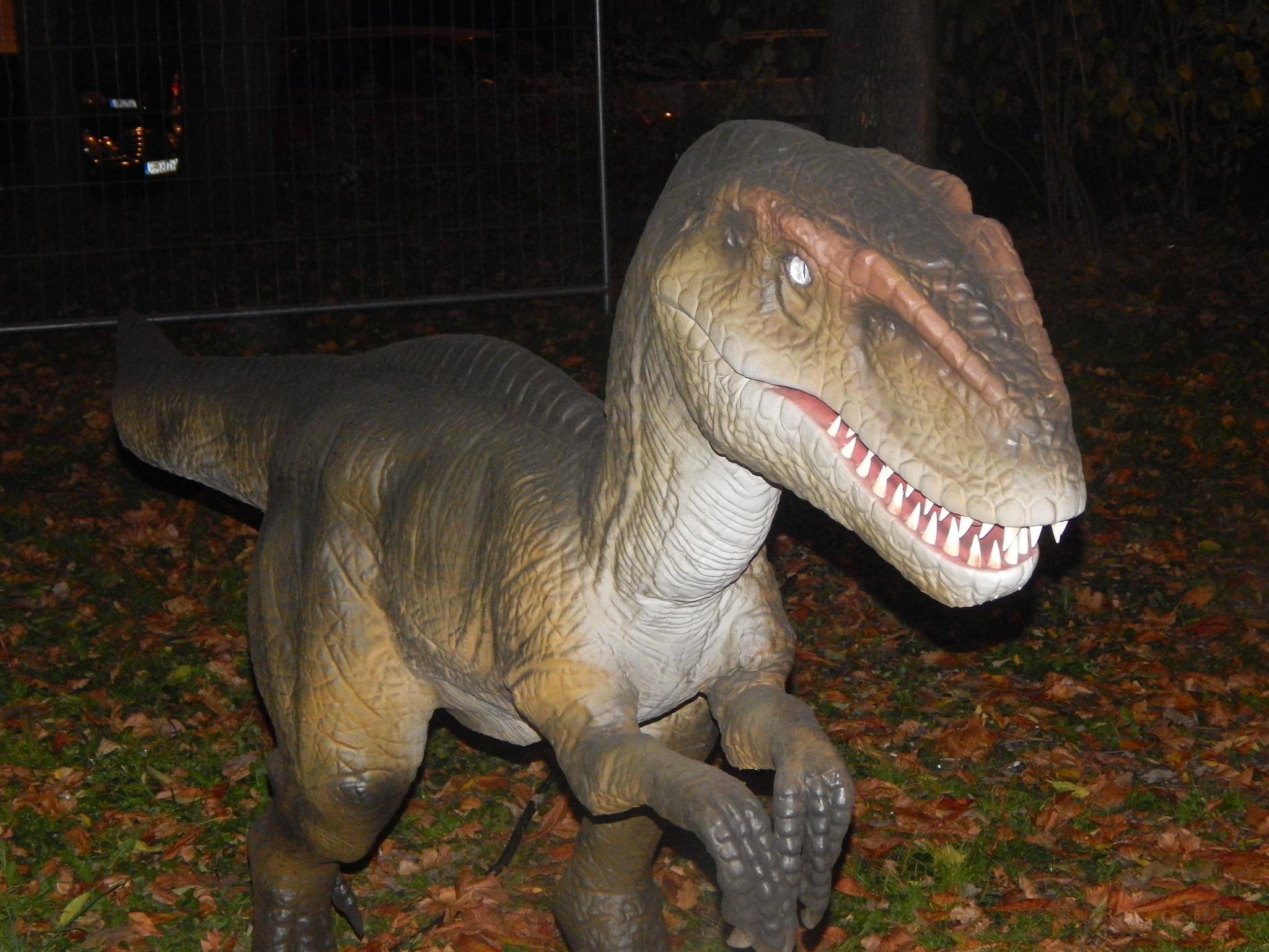 dinosaur by Goran Vuletic