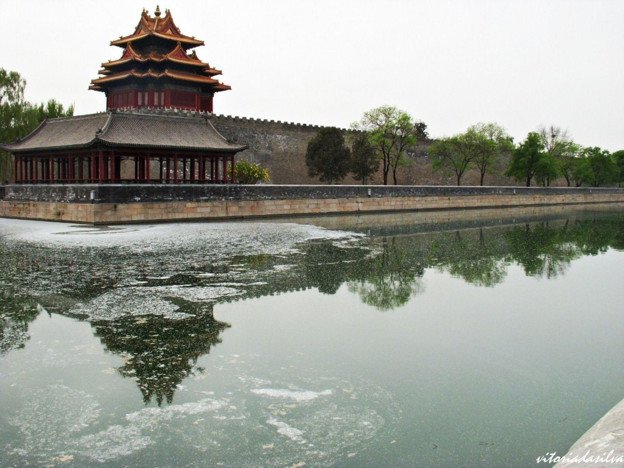 forbidden city by vitoriadasilva