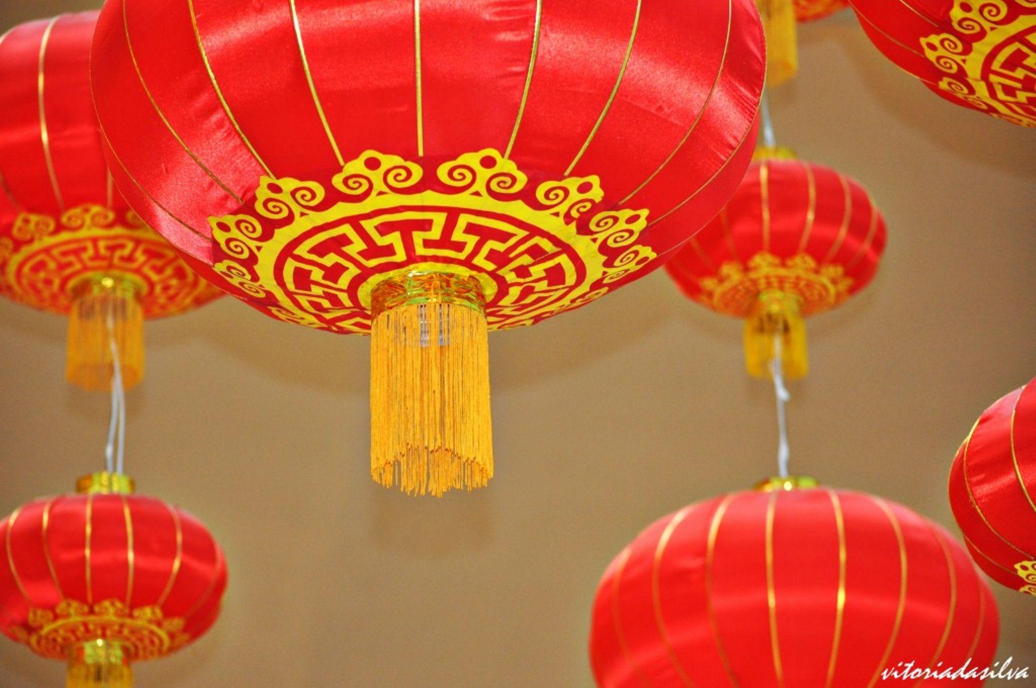 chinese lanterns by vitoriadasilva