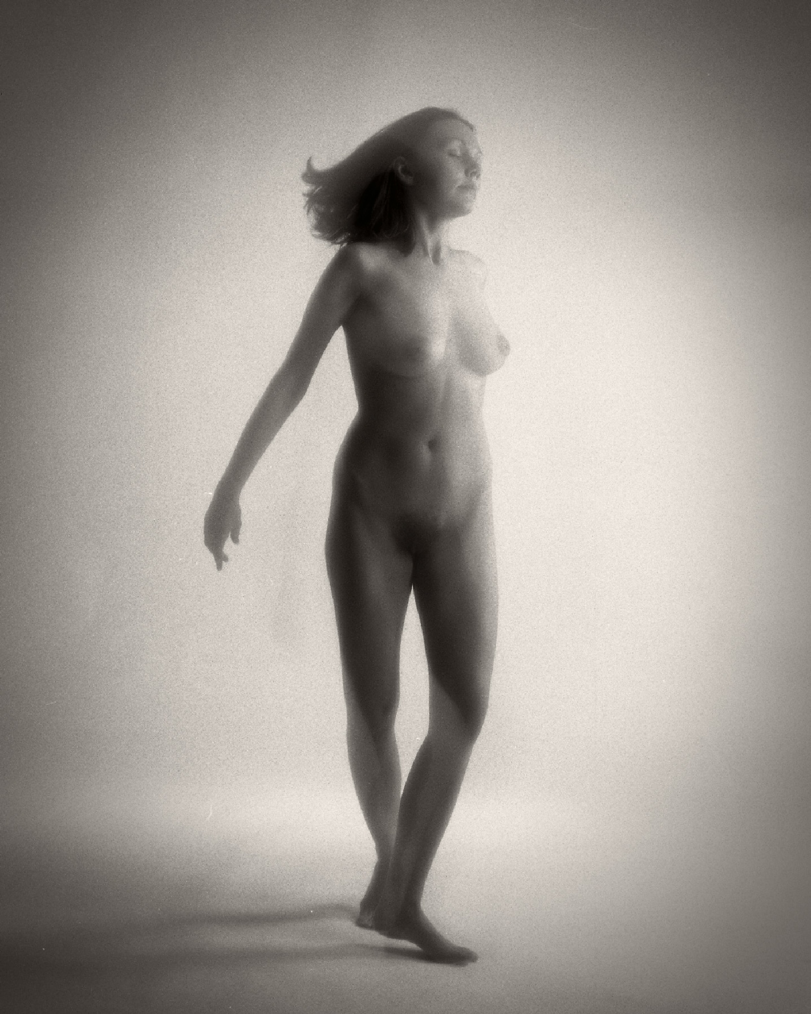 Nude in motion 2 by Pixforce