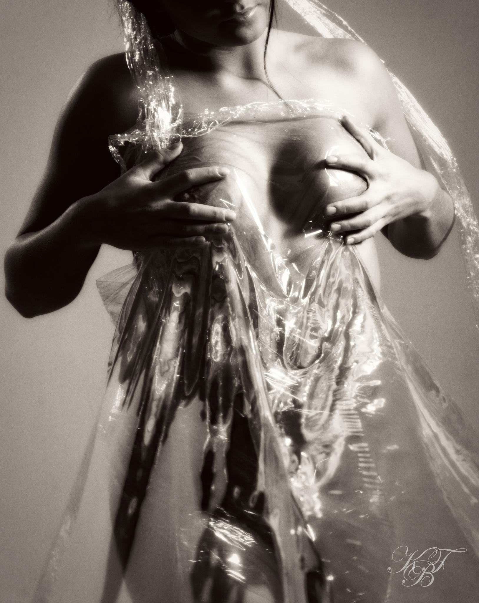 Photo in Nude #nude #hide #plastic #mystic