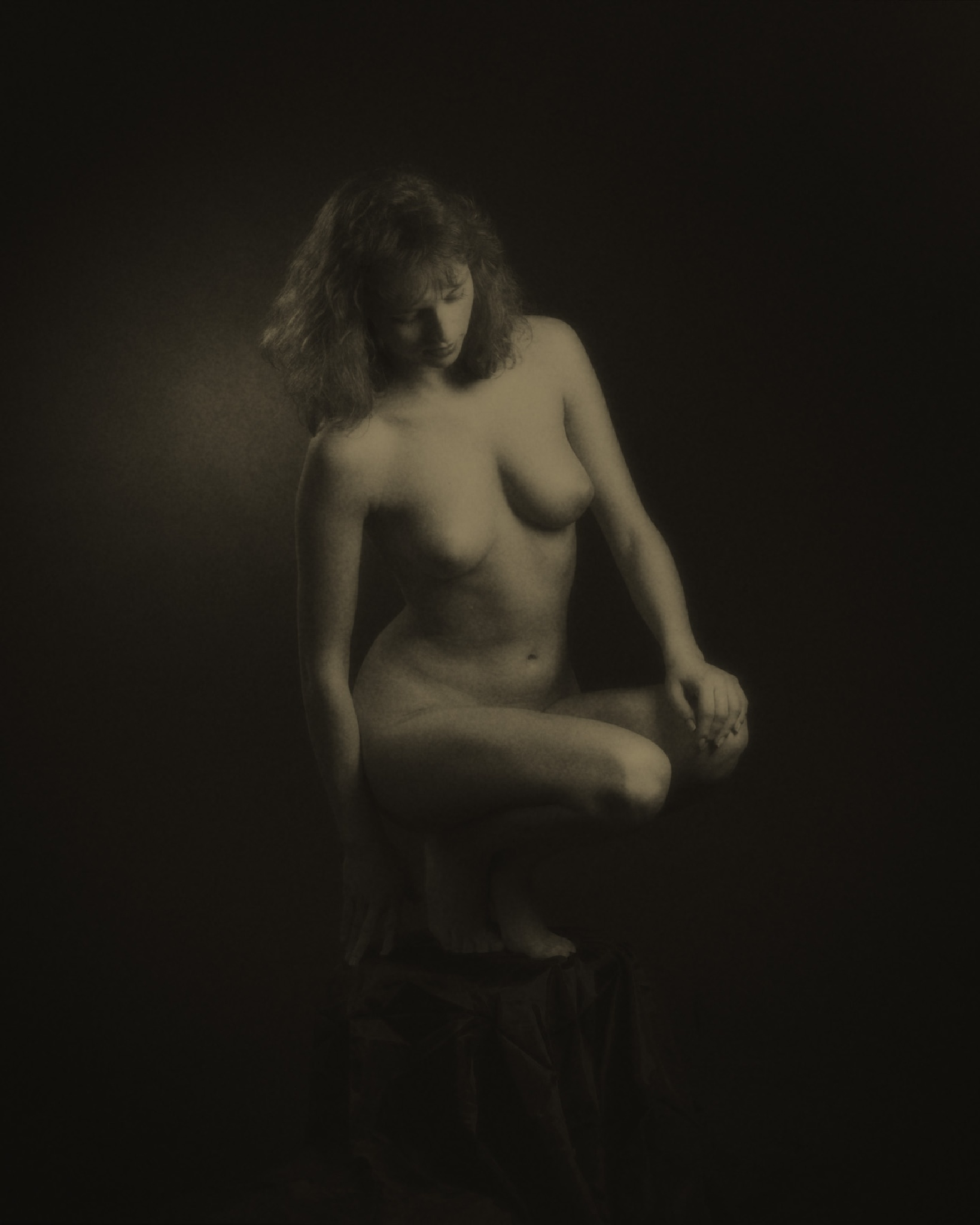 Pictorial nude by Pixforce