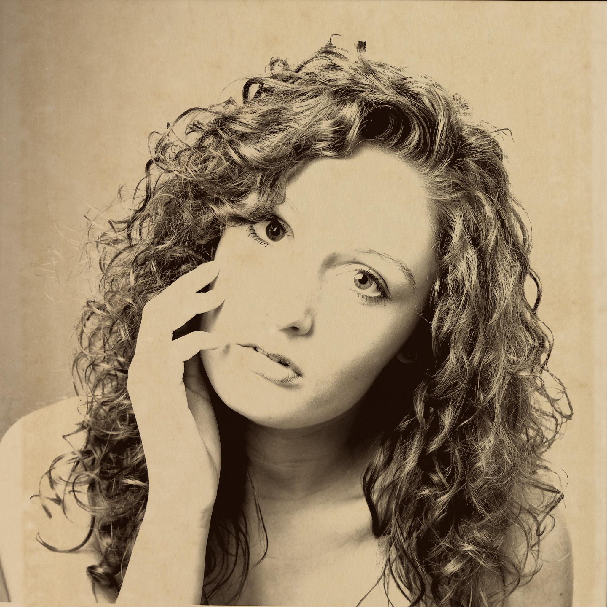 Female portrait, High Key by Pixforce