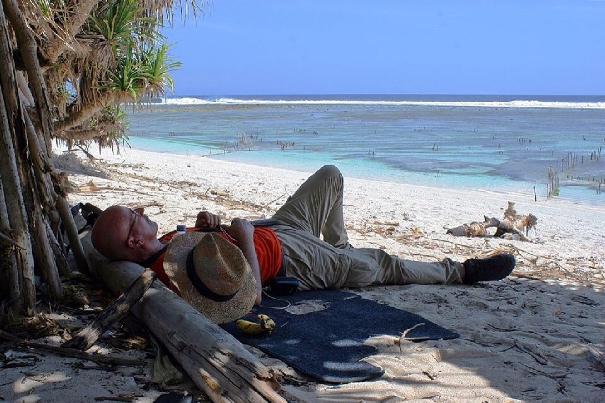Need some rest, Rote island, Indonesia. by grossiroma