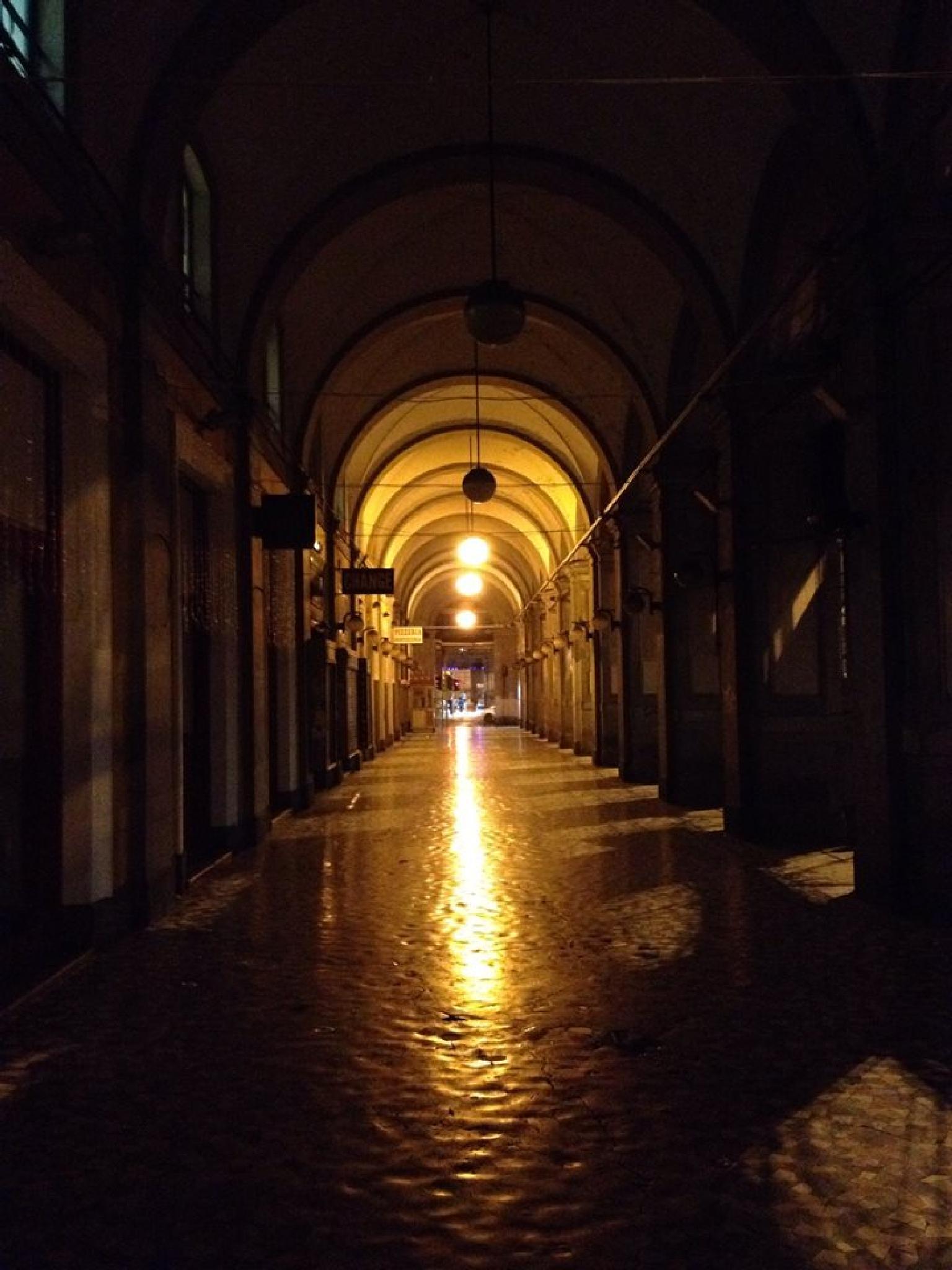 The City's still sleeping, Rome. by grossiroma