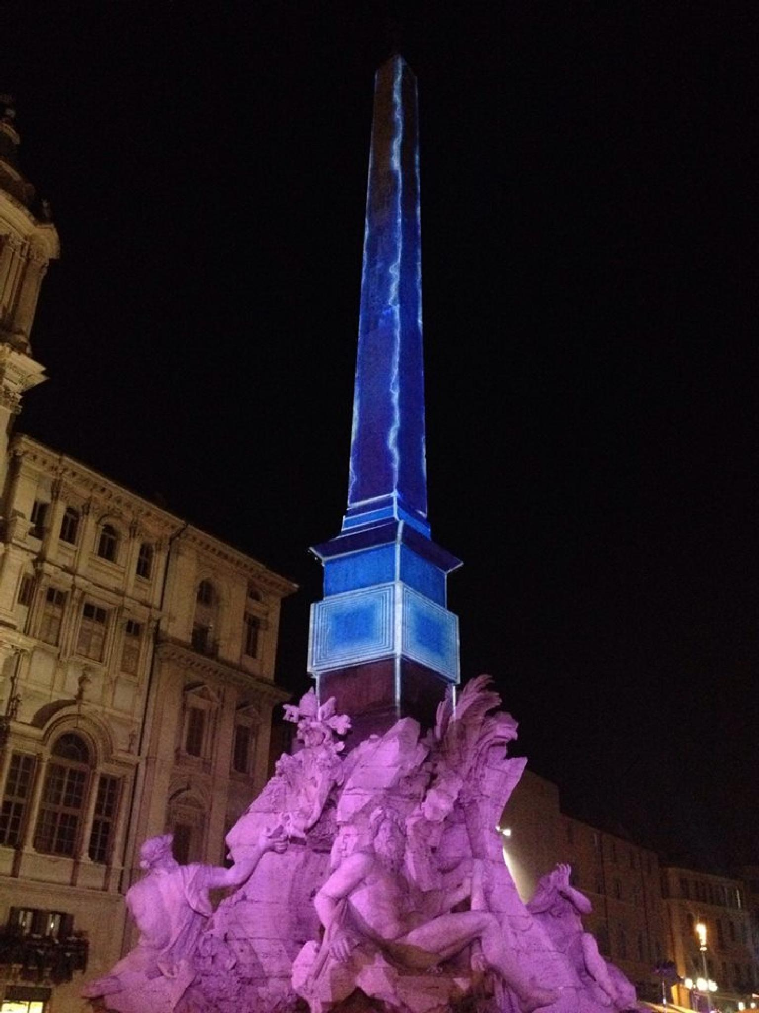 Christmas Bernini, Rome. by grossiroma