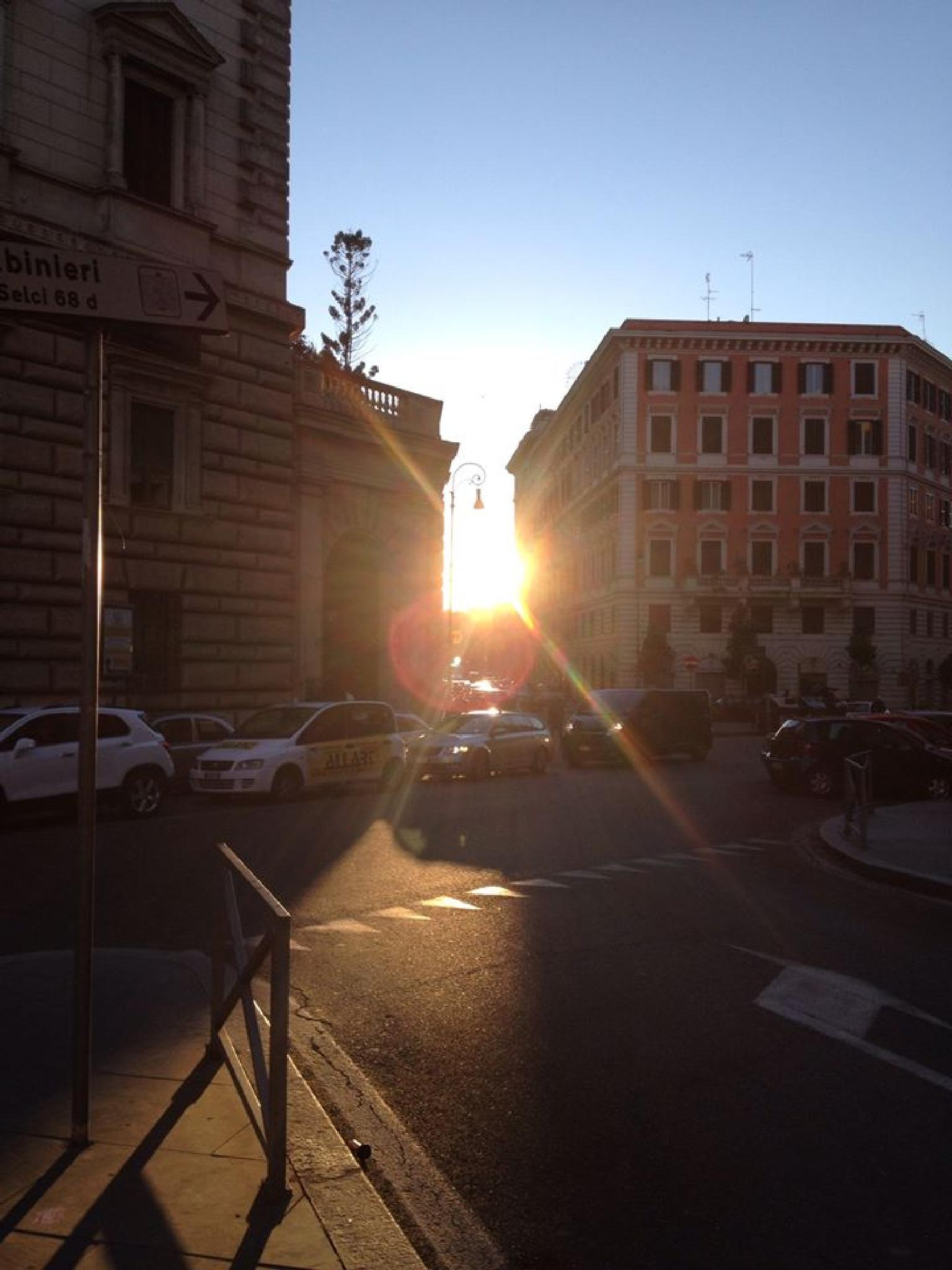 1st January  2015, Rome. by grossiroma