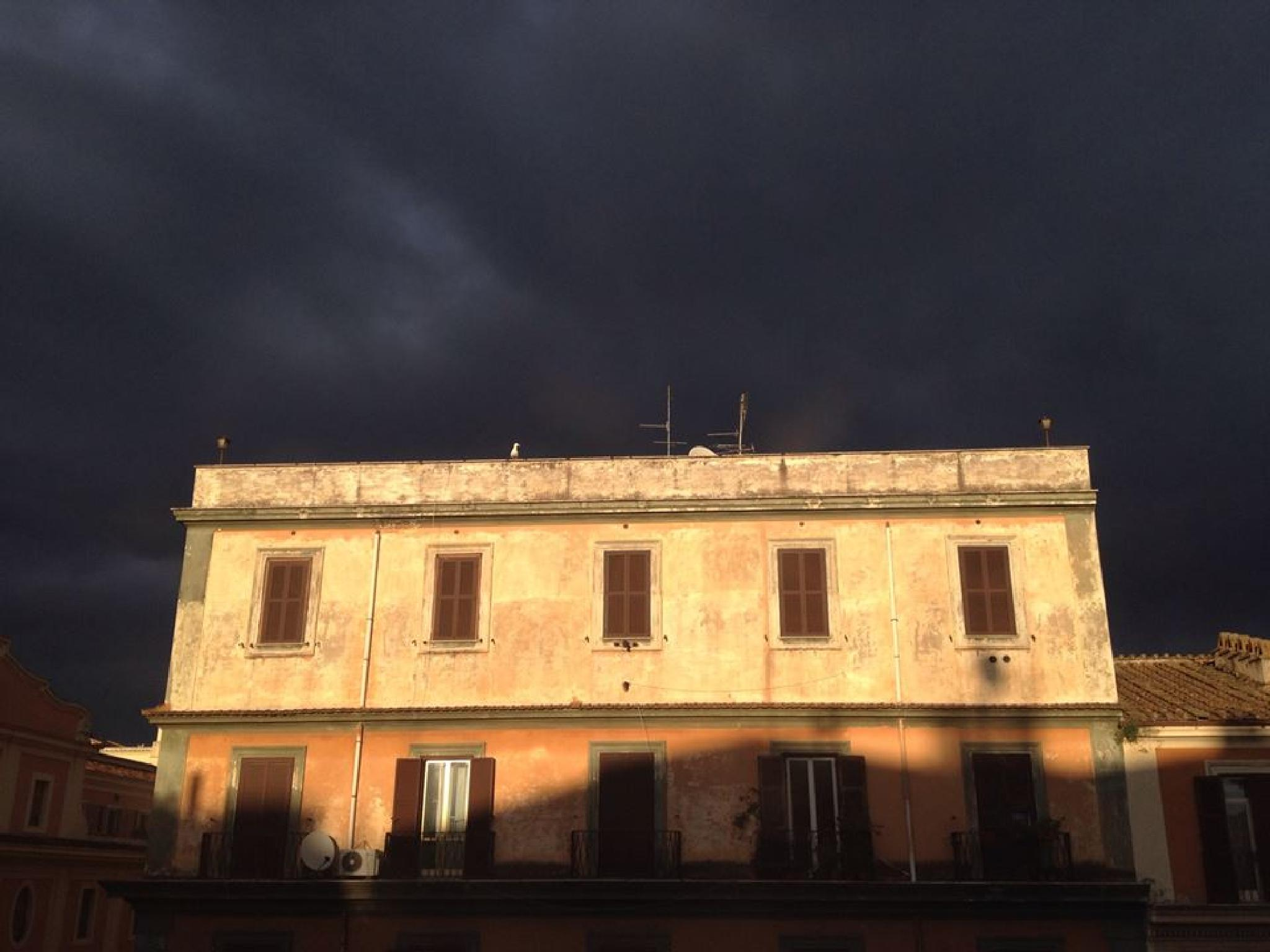 Light and Darkness, Rome. by grossiroma