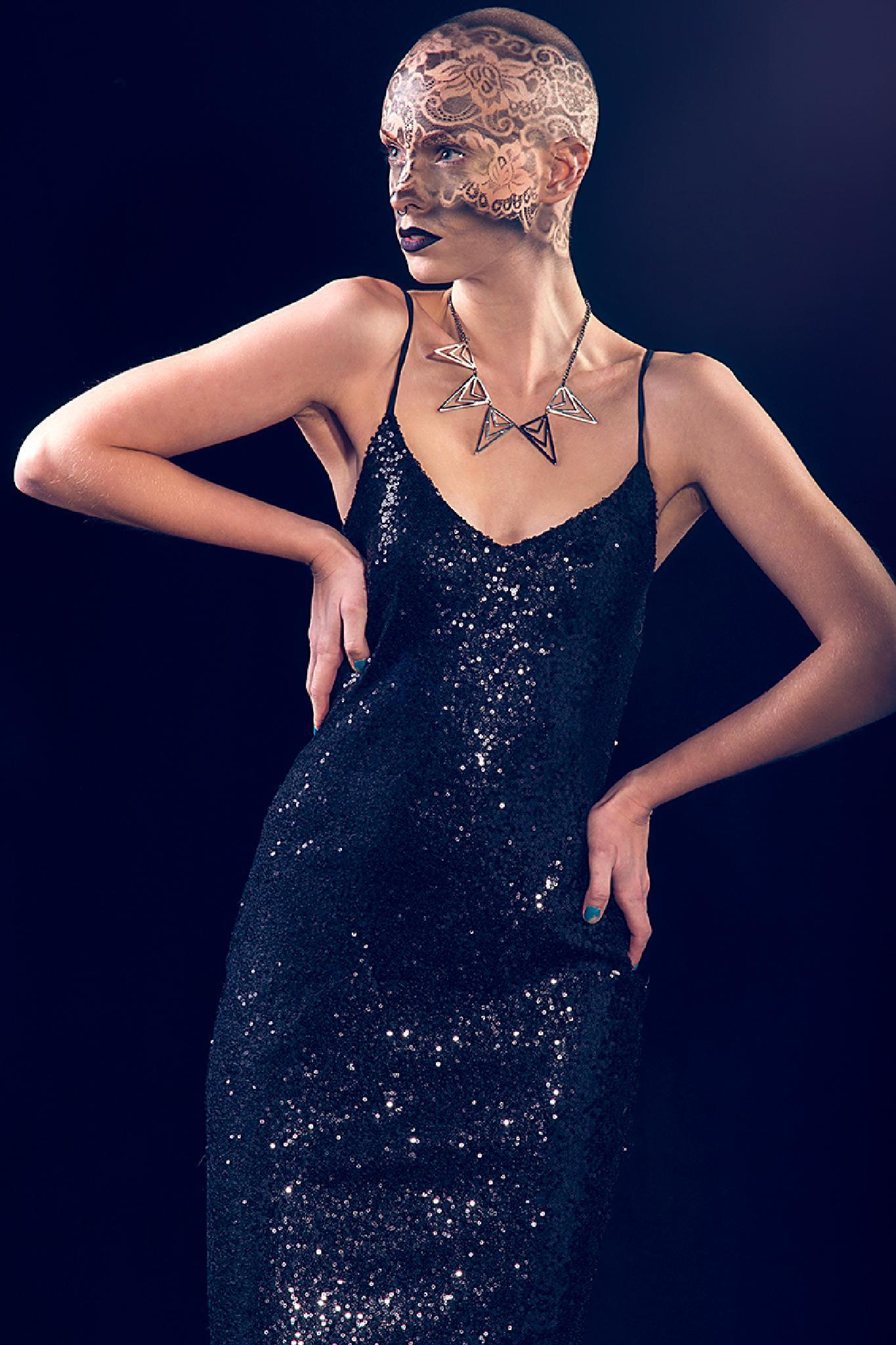 Black dress by ken.backius