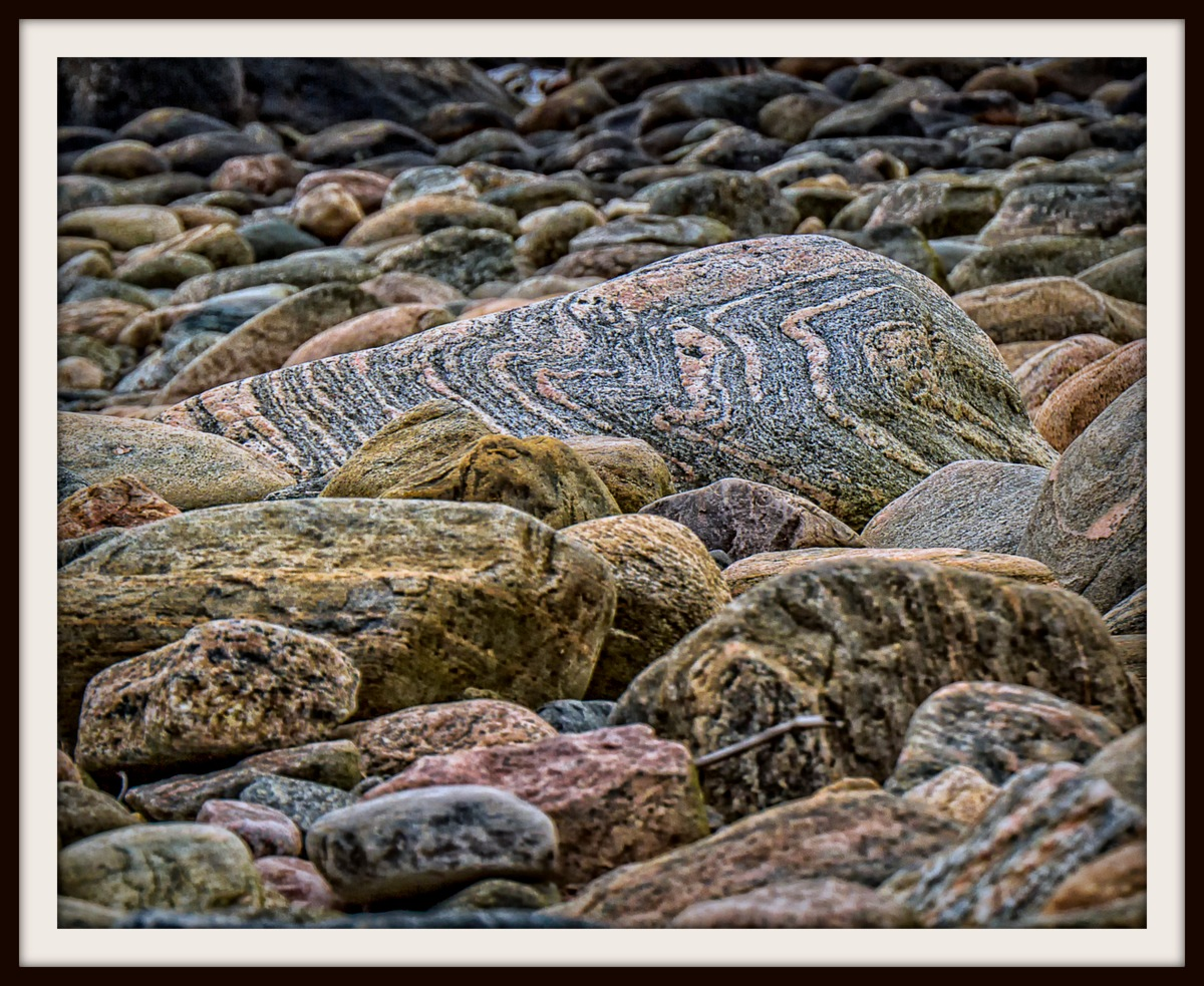 Ancient stones by ralf abrahamsson