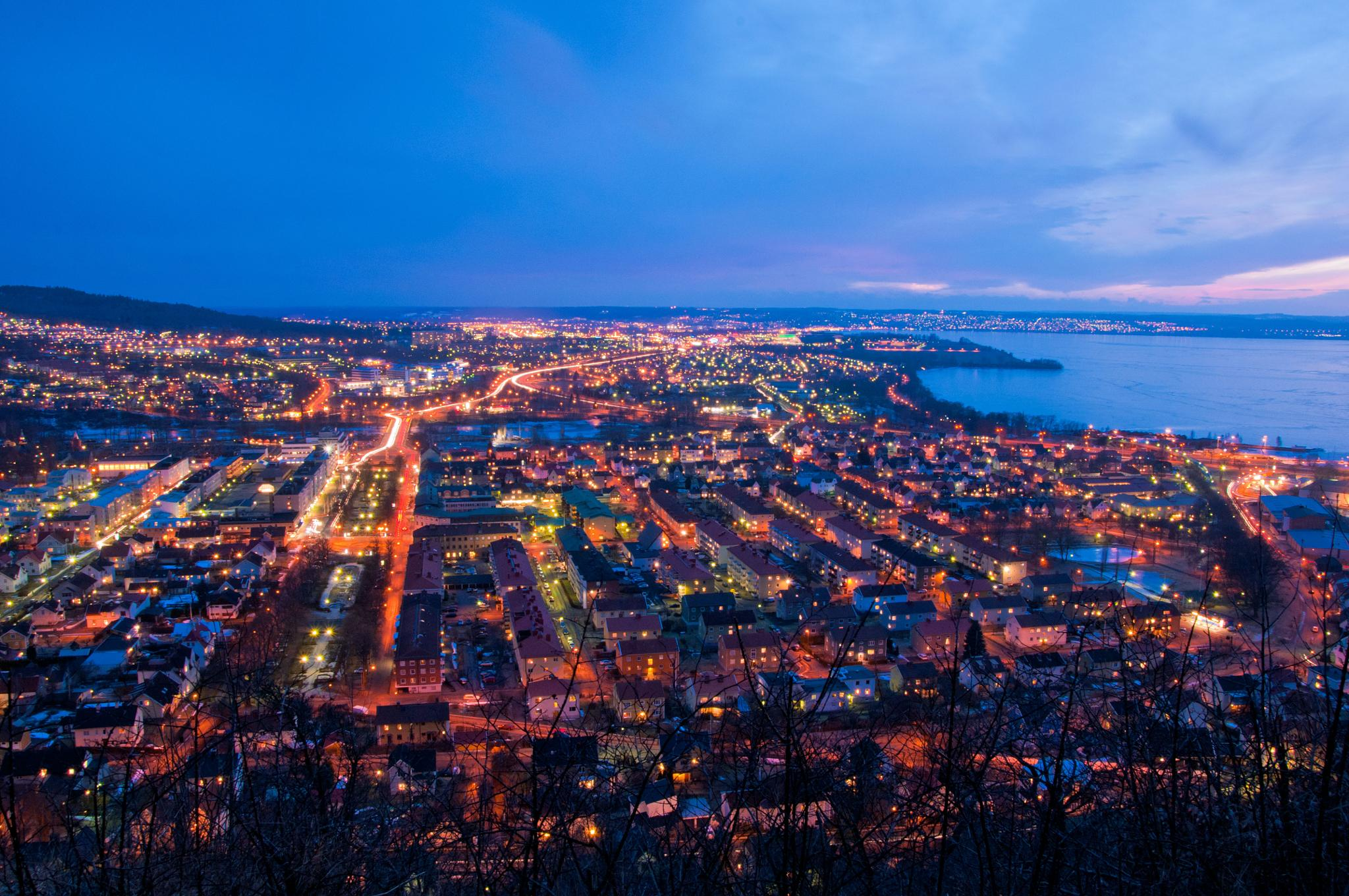 View from Utsikten by HenrikCM