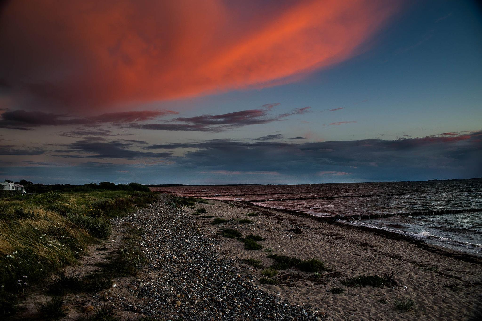 baltic sea by elu