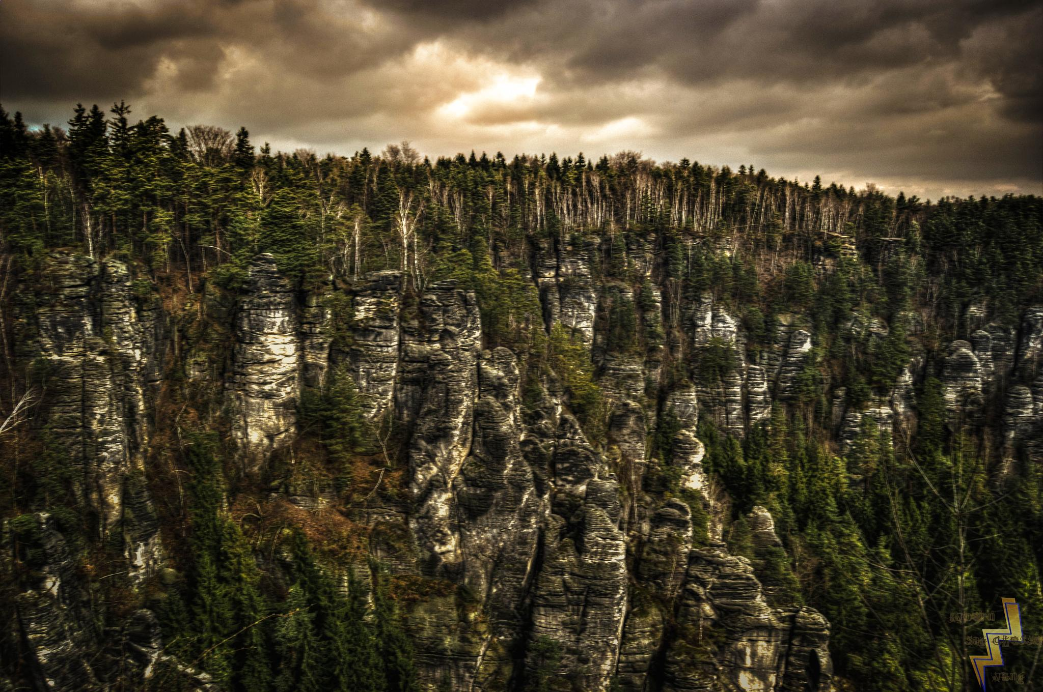 Sächsiche Schweiz by FOTO Bjoern
