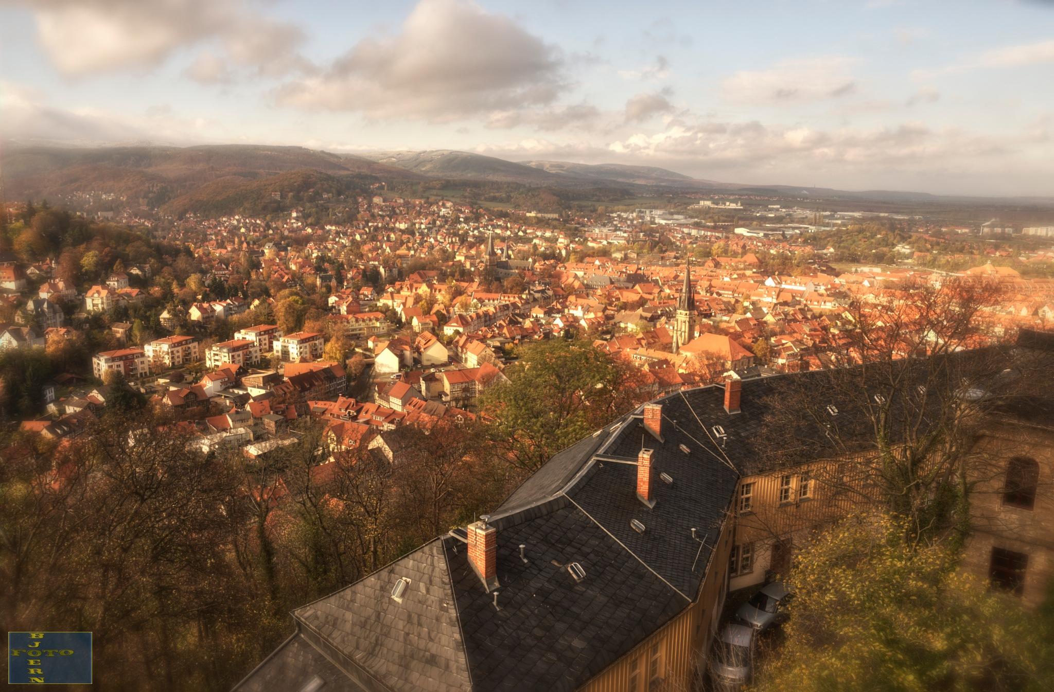 View of Wernigerode by FOTO Bjoern