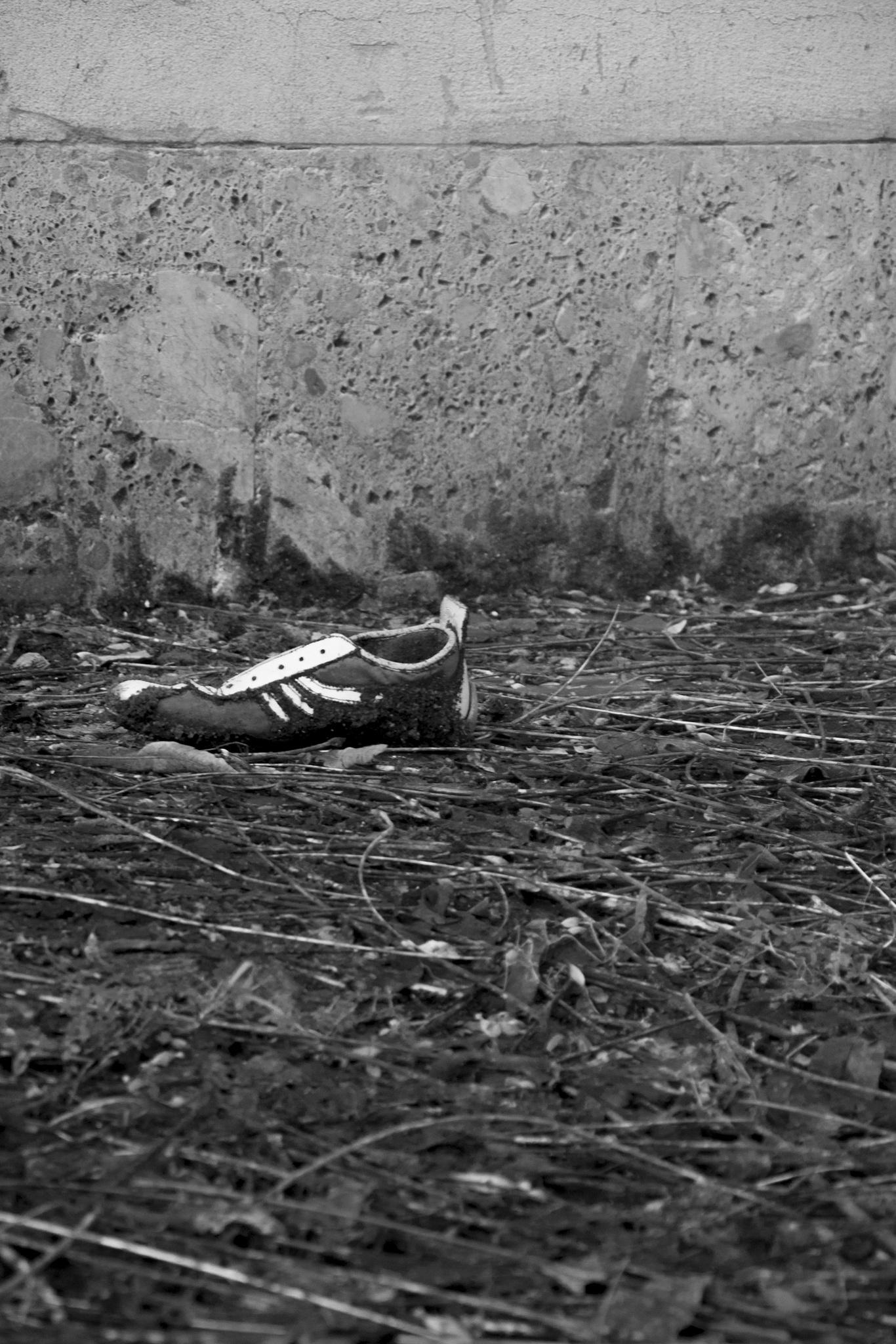 Lost shoe by gabriele.zucchella
