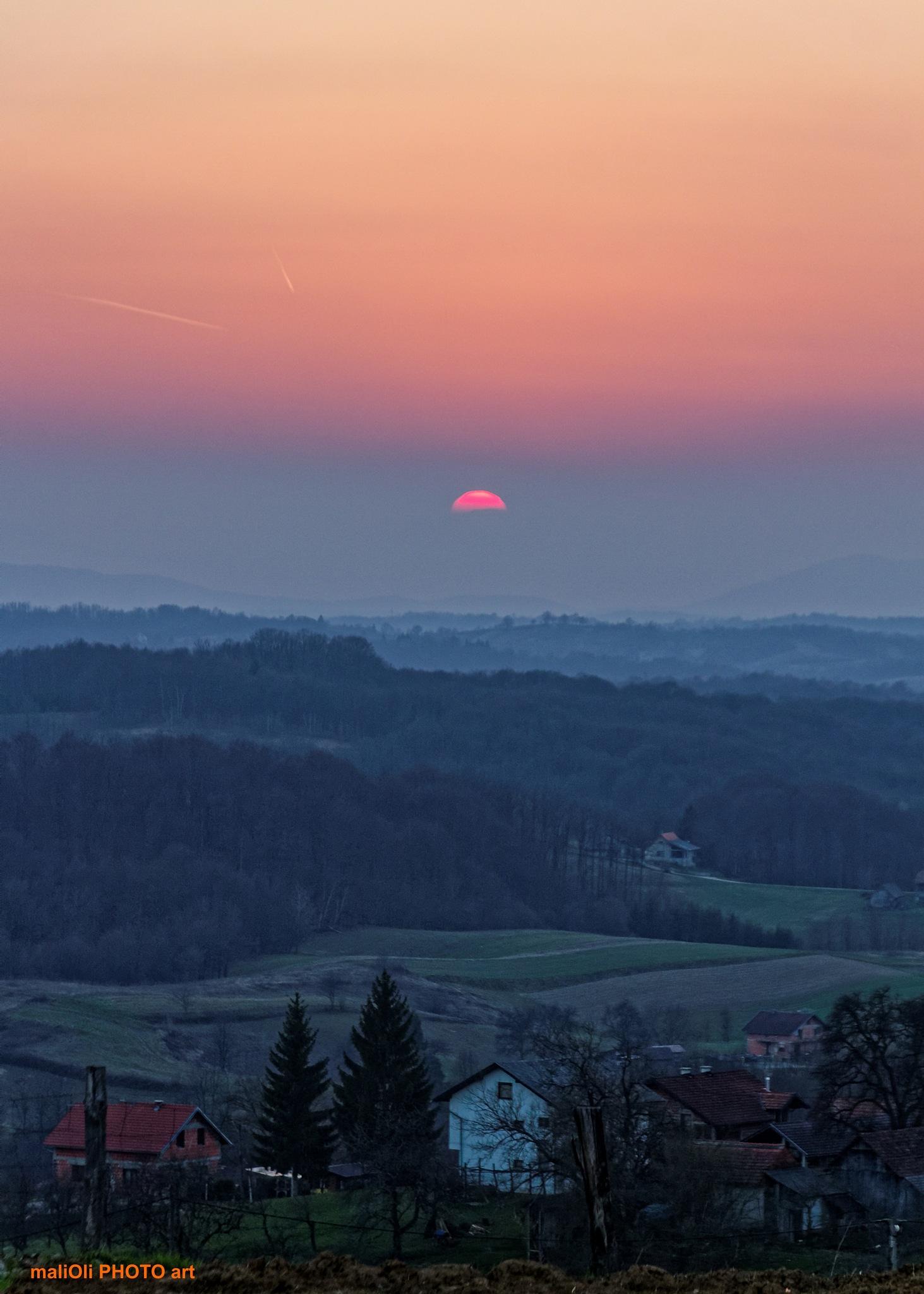 Last sun shine by oliversvob