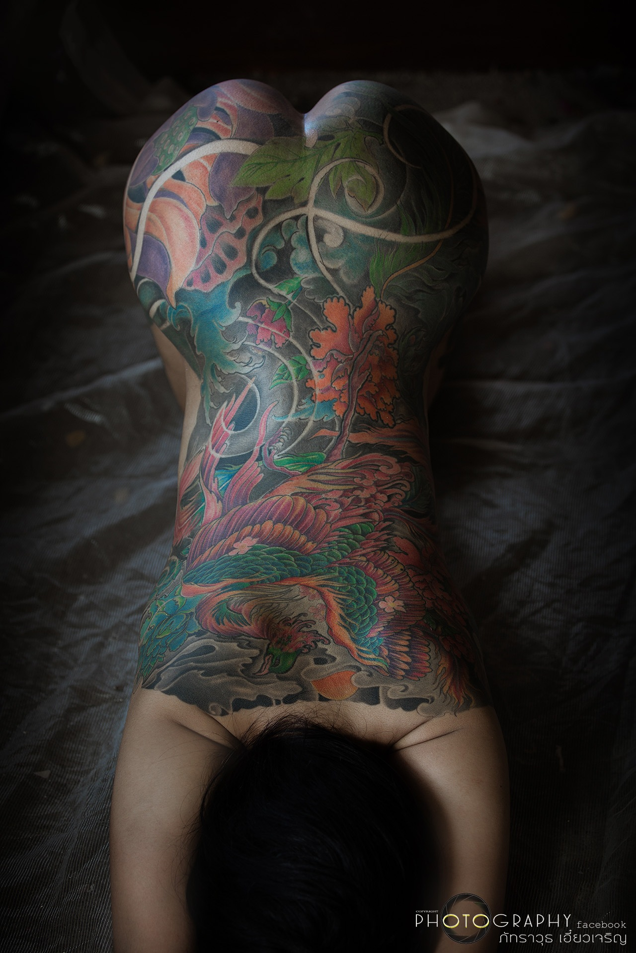 tattoo by phatrawuth