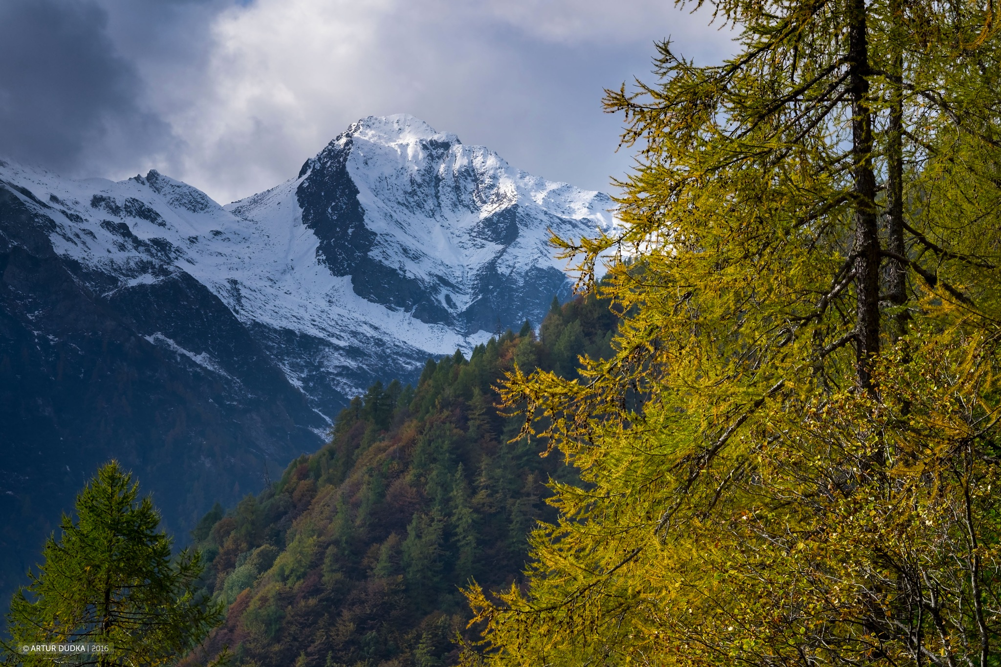 Autumn in the Bognanco Valley by Artur Dudka