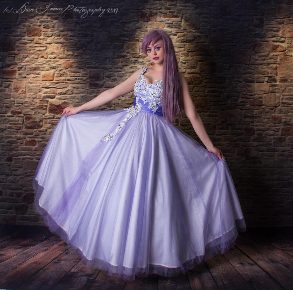 Princess by DaveJonesPhotography