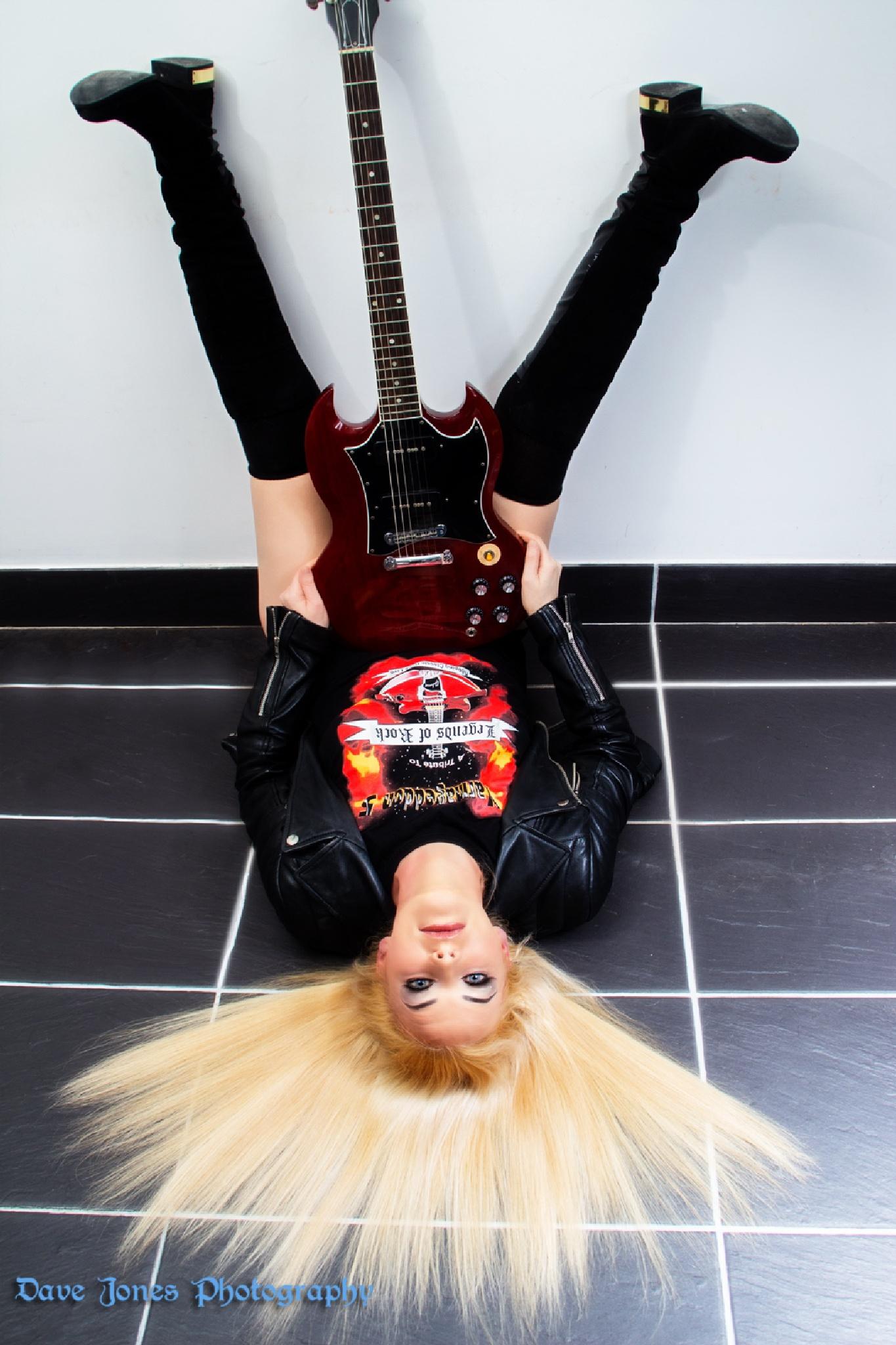 Rock on the floor by DaveJonesPhotography