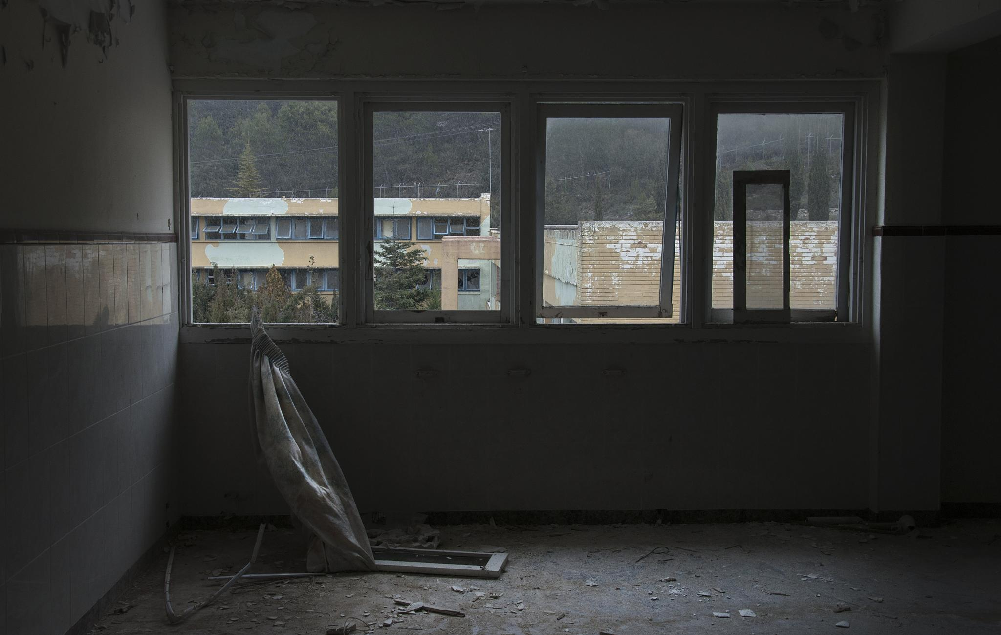 Abandoned Military Base by tonigarcia