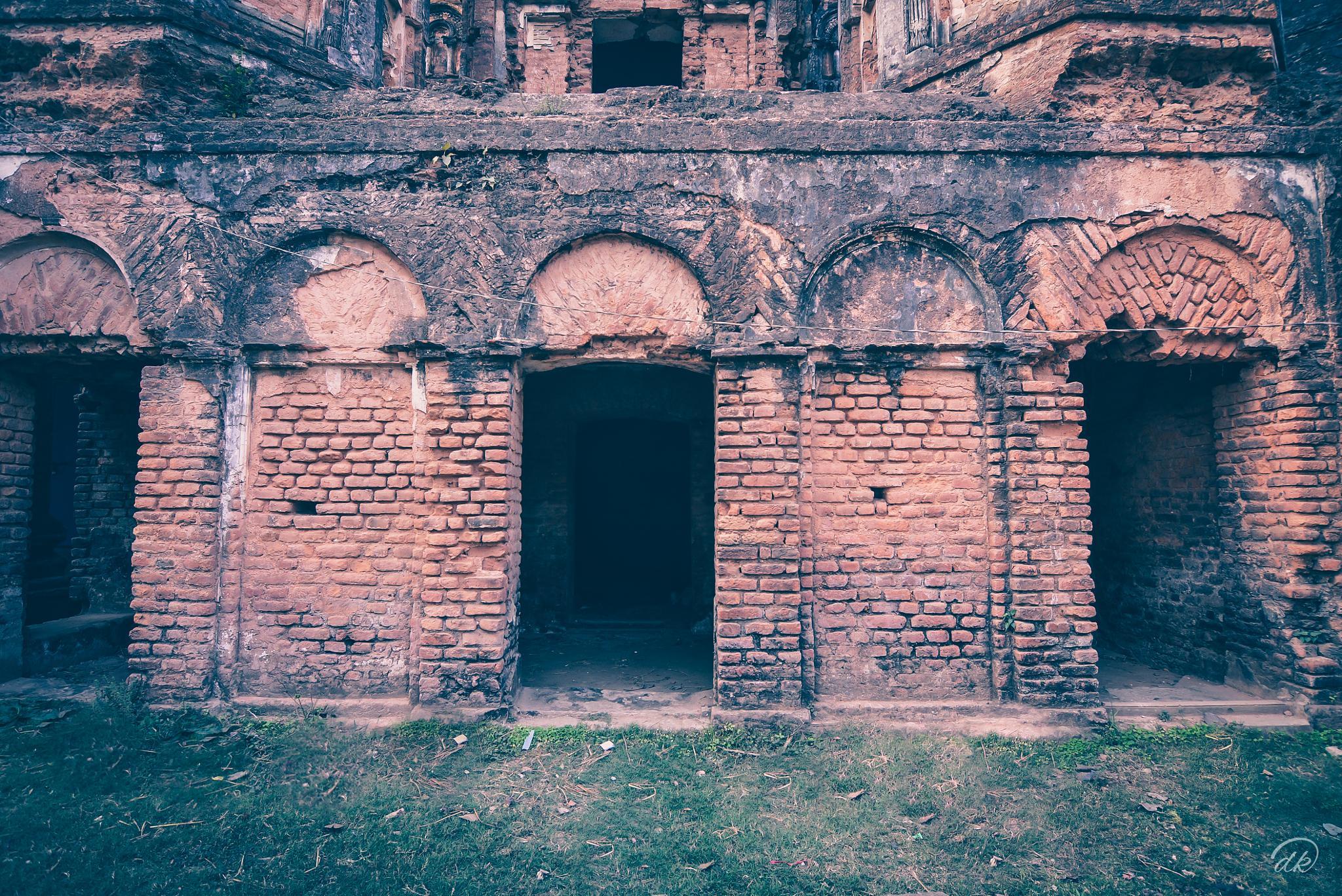 Joydebpur Crematorium Heritage  by dk snap