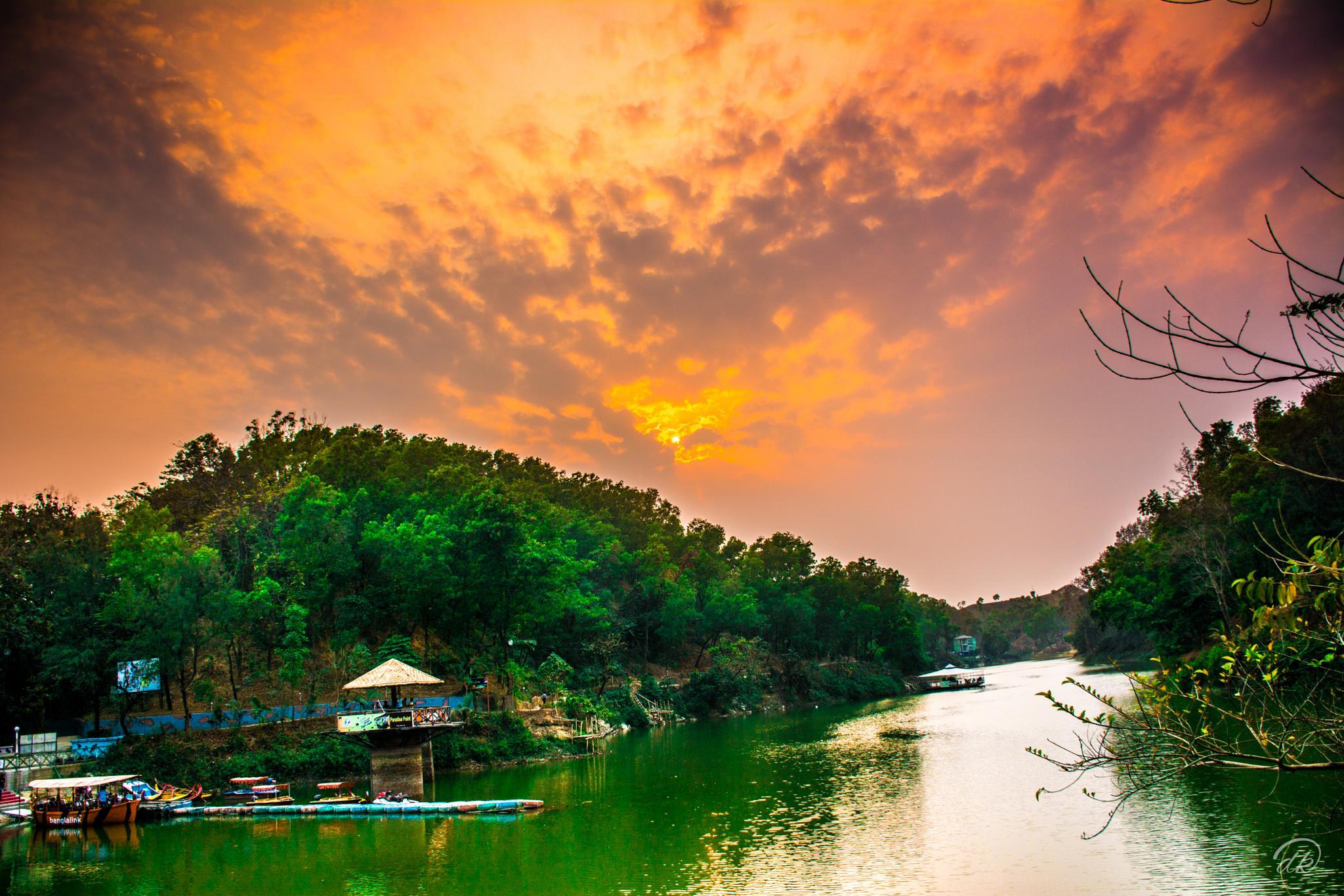 Foy's Lake by dk snap