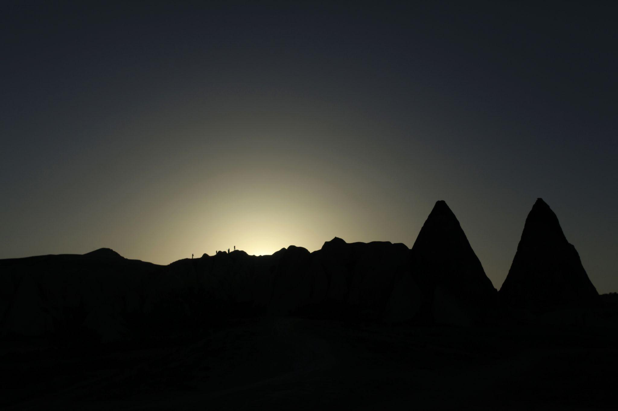 at sunrise by bulentboz