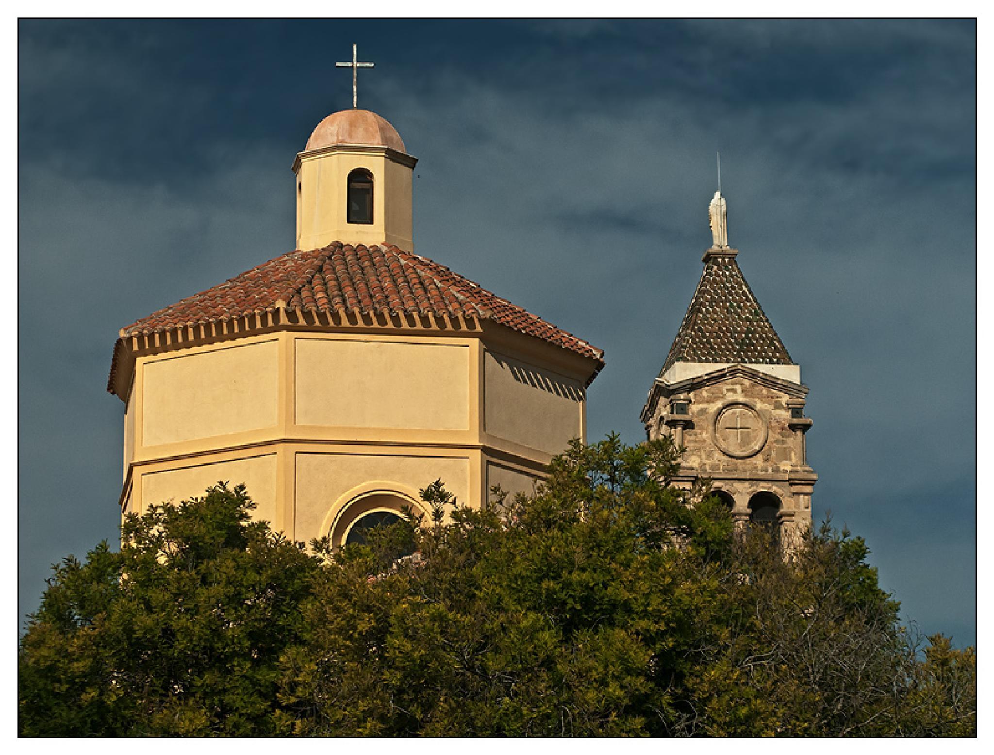Nostra Signora del Rimedio, Oristano by longroute